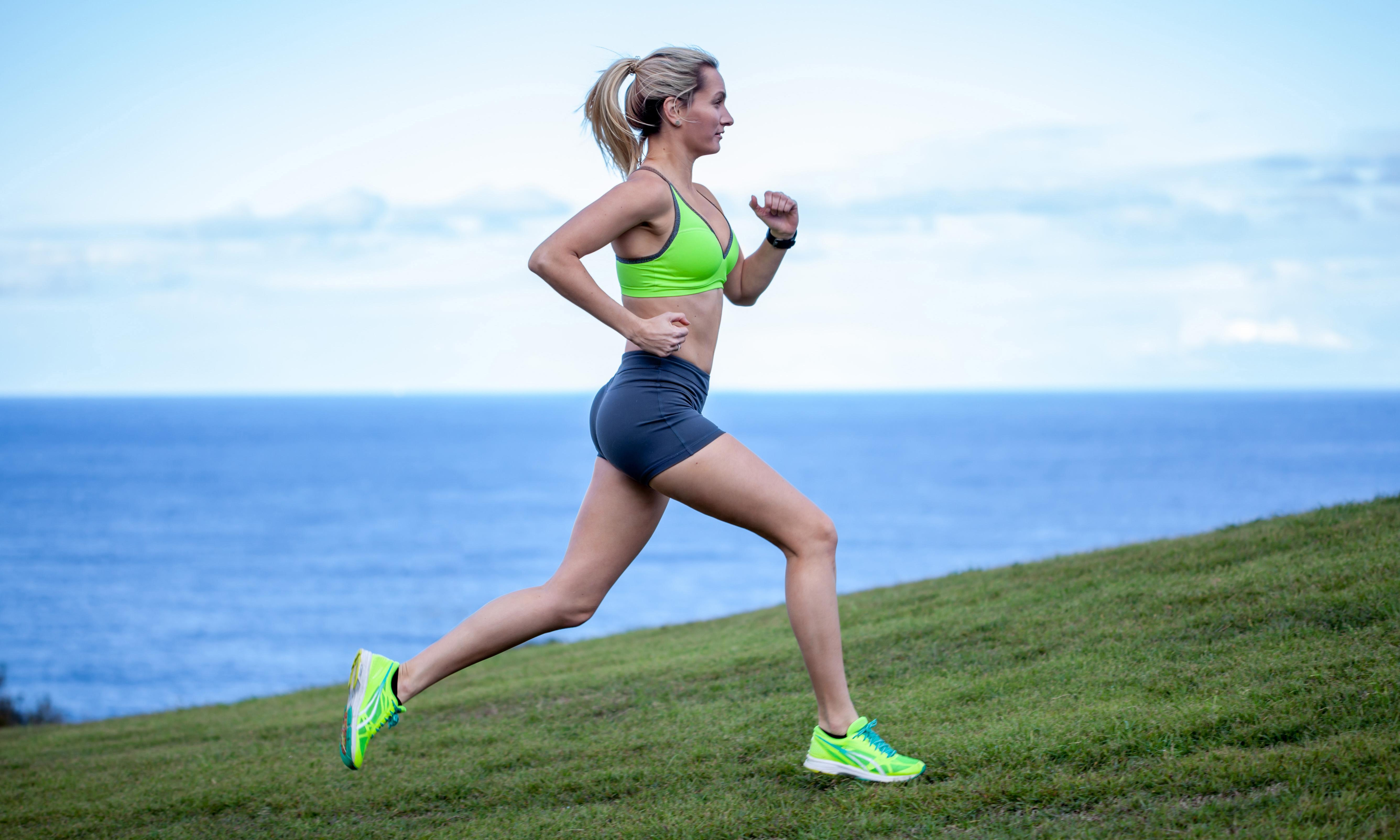 Seven ways to improve your sprinting