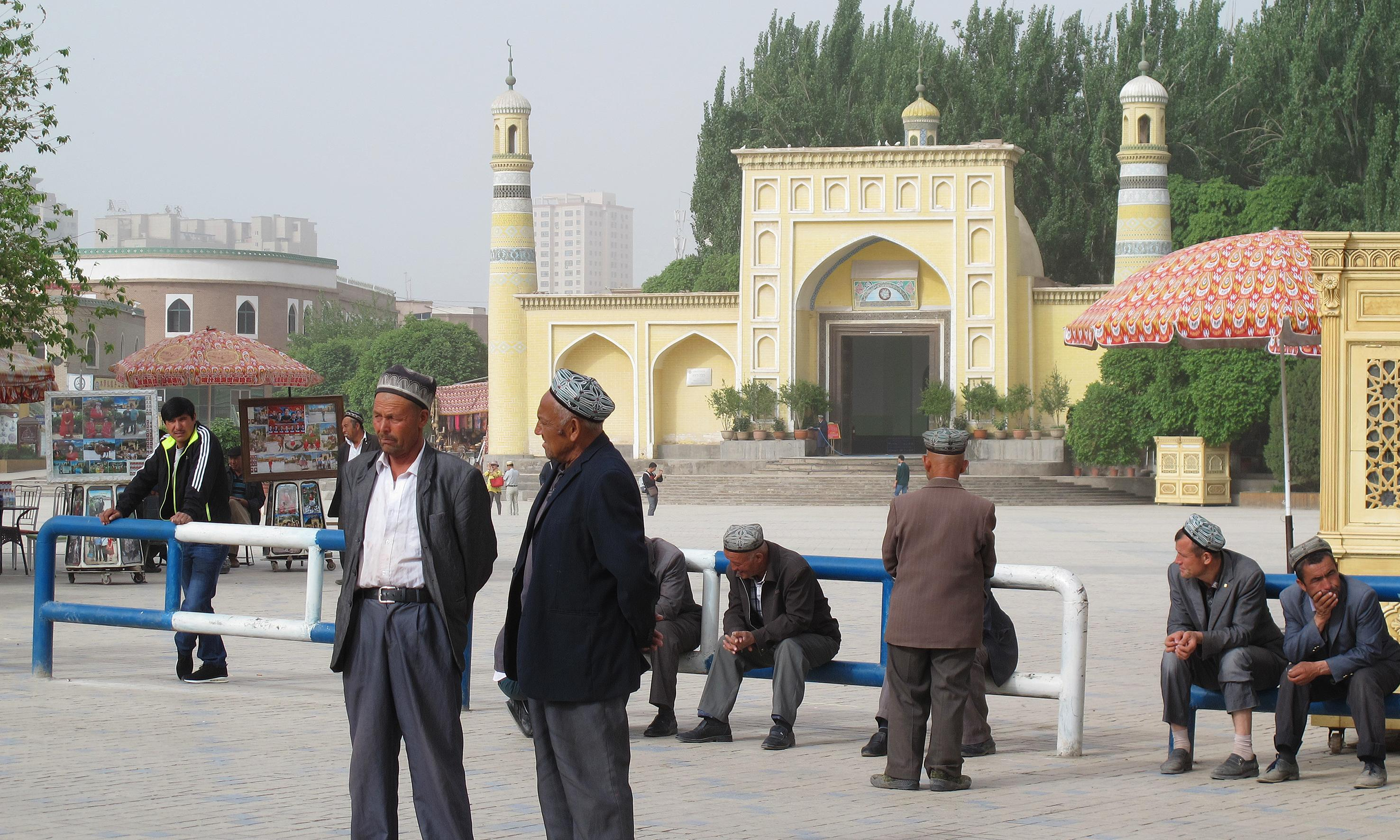 China detains Uighurs for growing beards or visiting foreign websites, leak reveals
