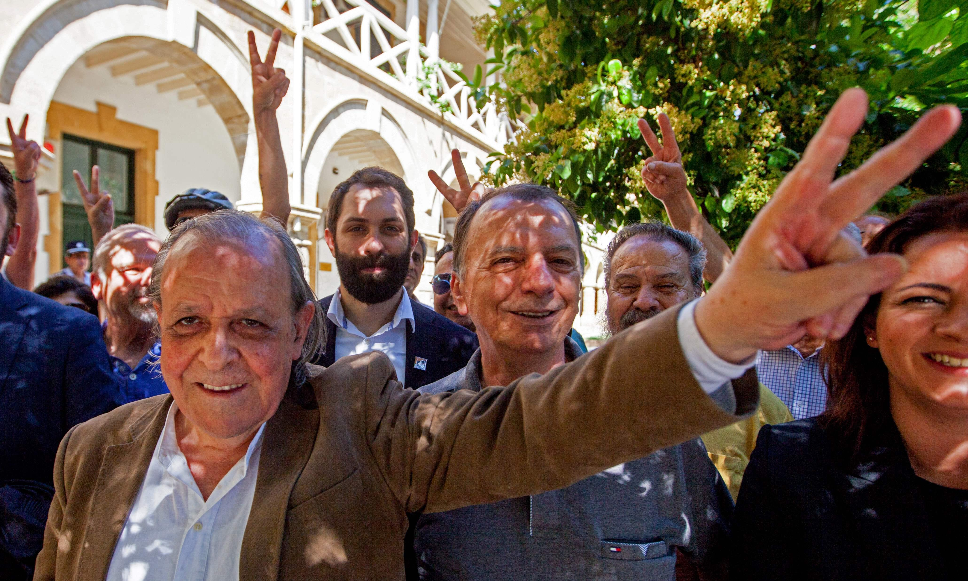 Northern Cyprus judge acquits two journalists of insulting Erdoğan