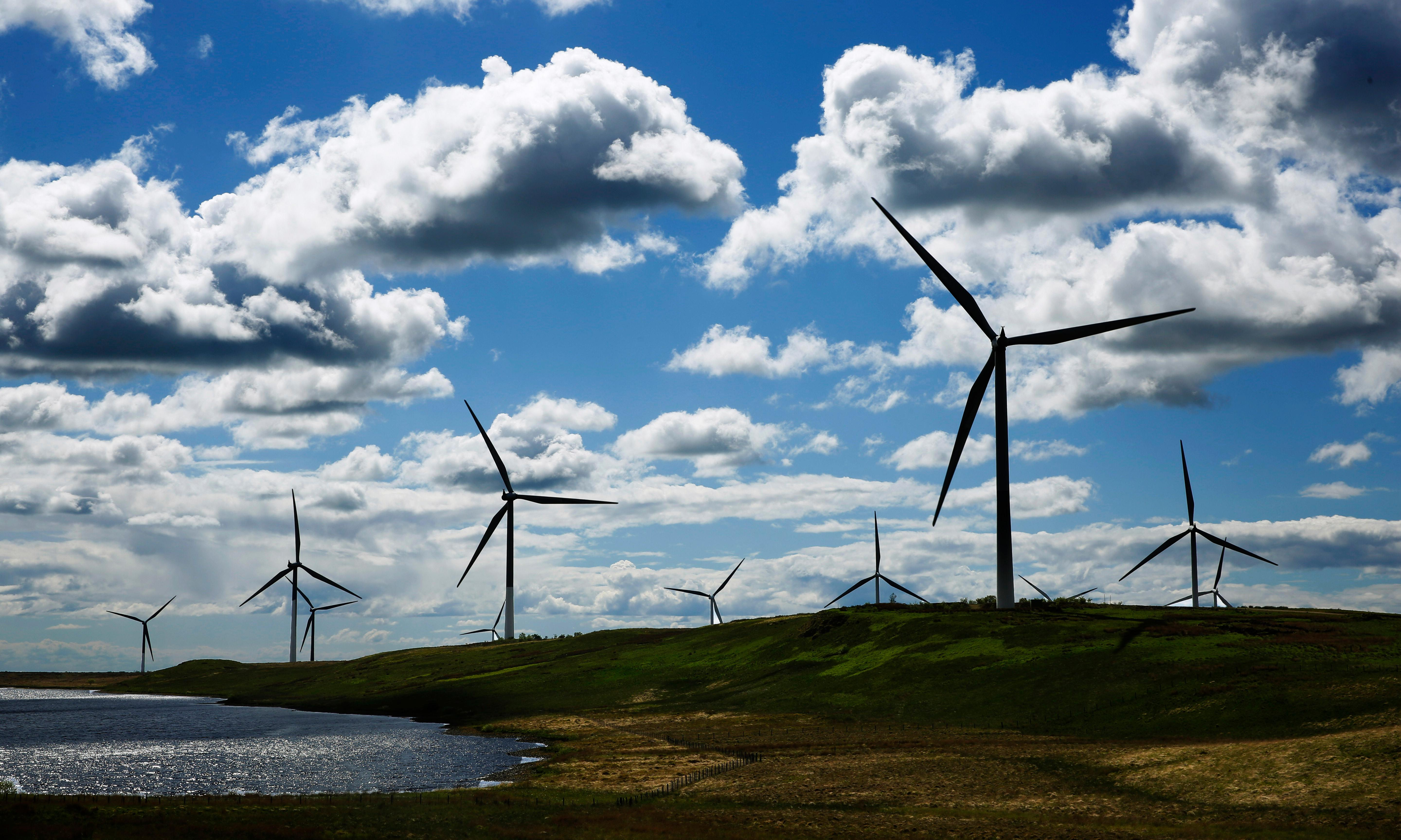 Scottish Power plans major expansion of onshore windfarms