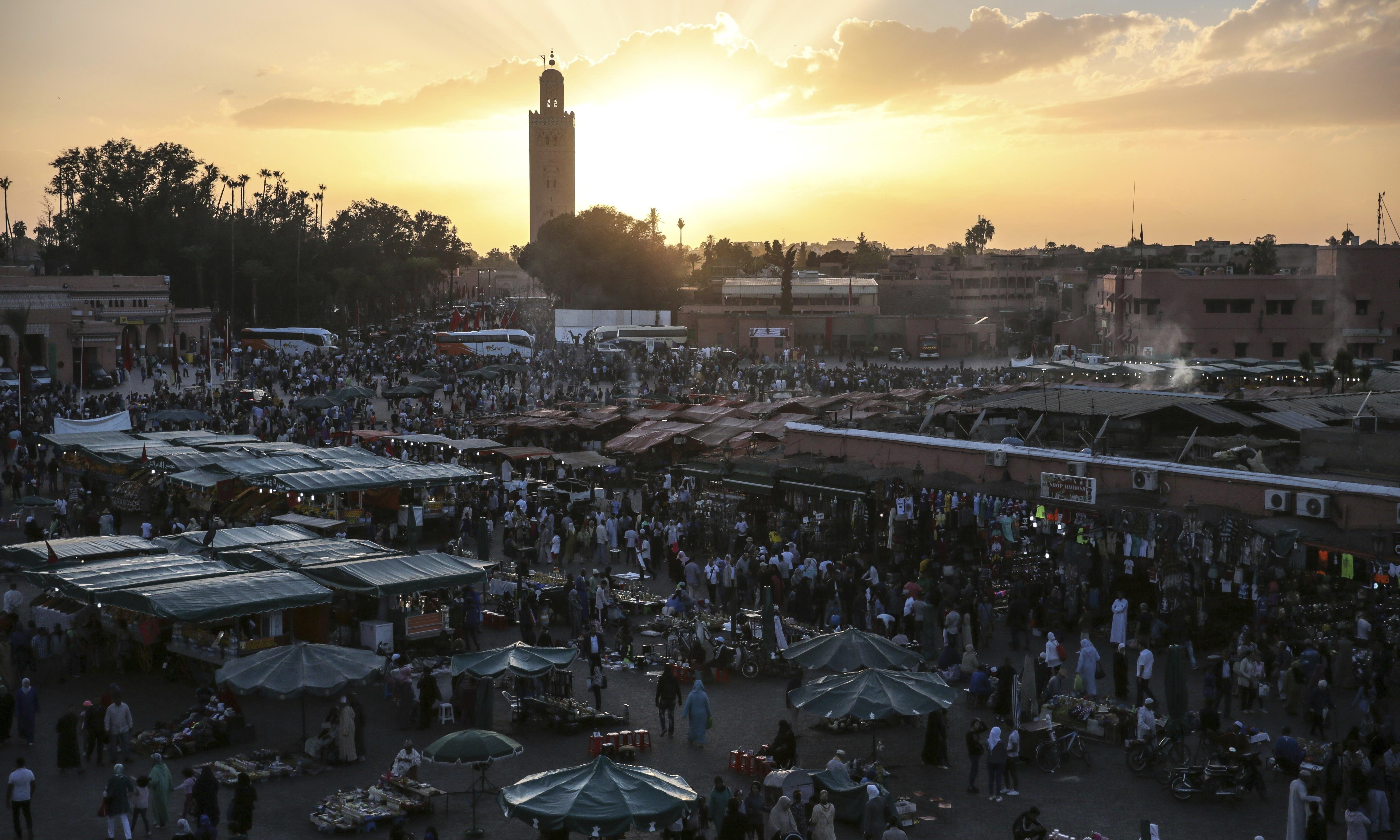 Formula One in talks to stage new grand prix in Marrakech