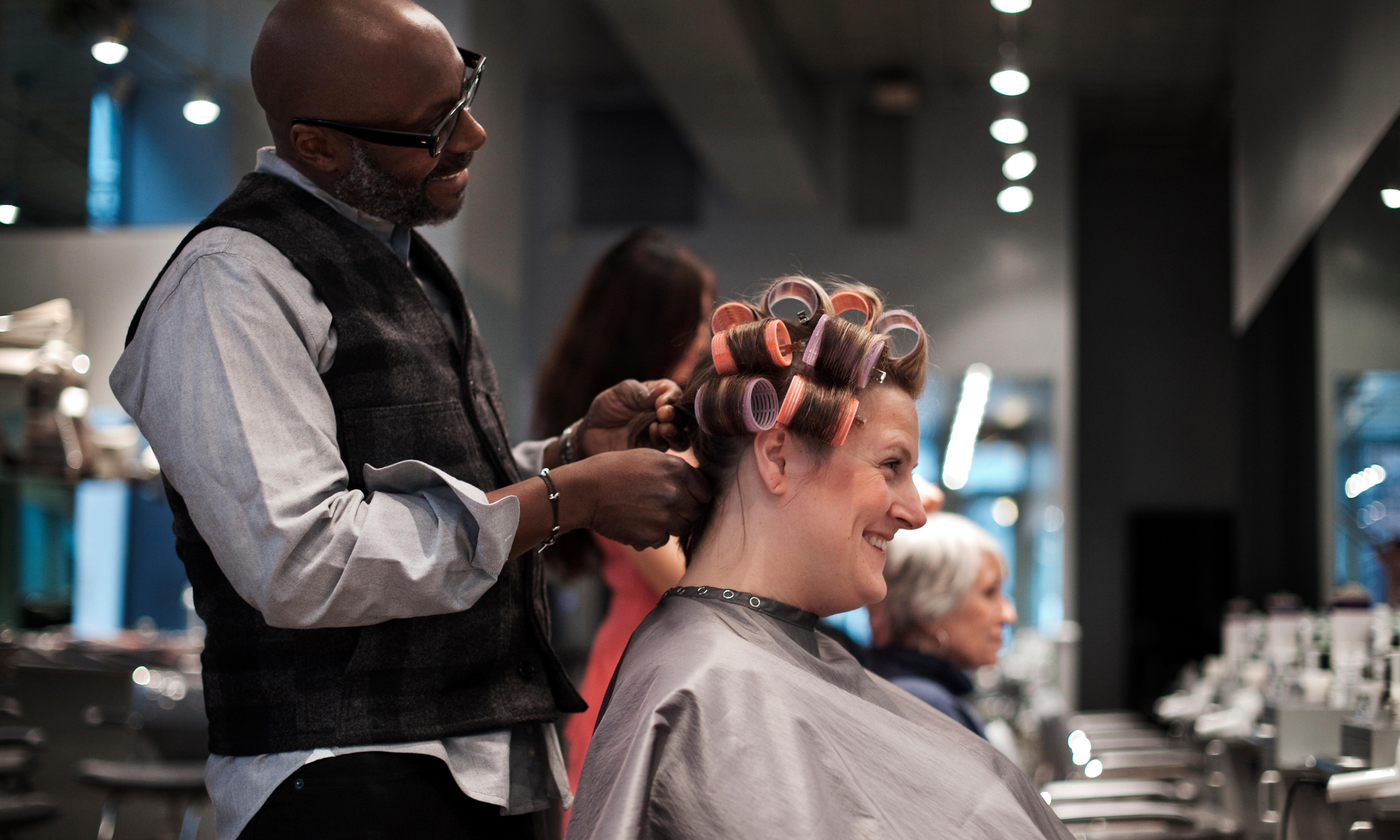 Caroline Flack death: hair salons boycott 'toxic' gossip magazines