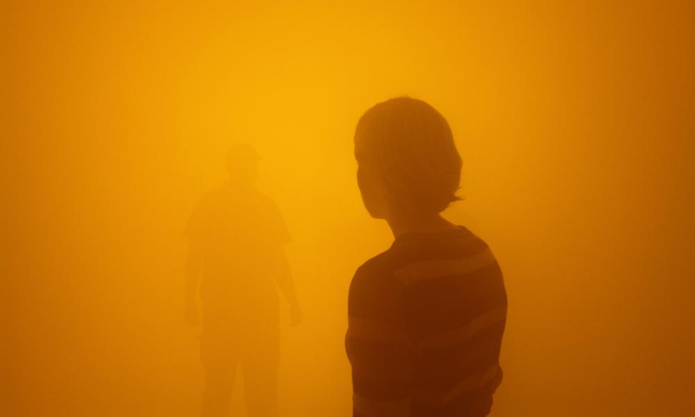 Your blind passenger, 2010, by Olafur Eliasson.