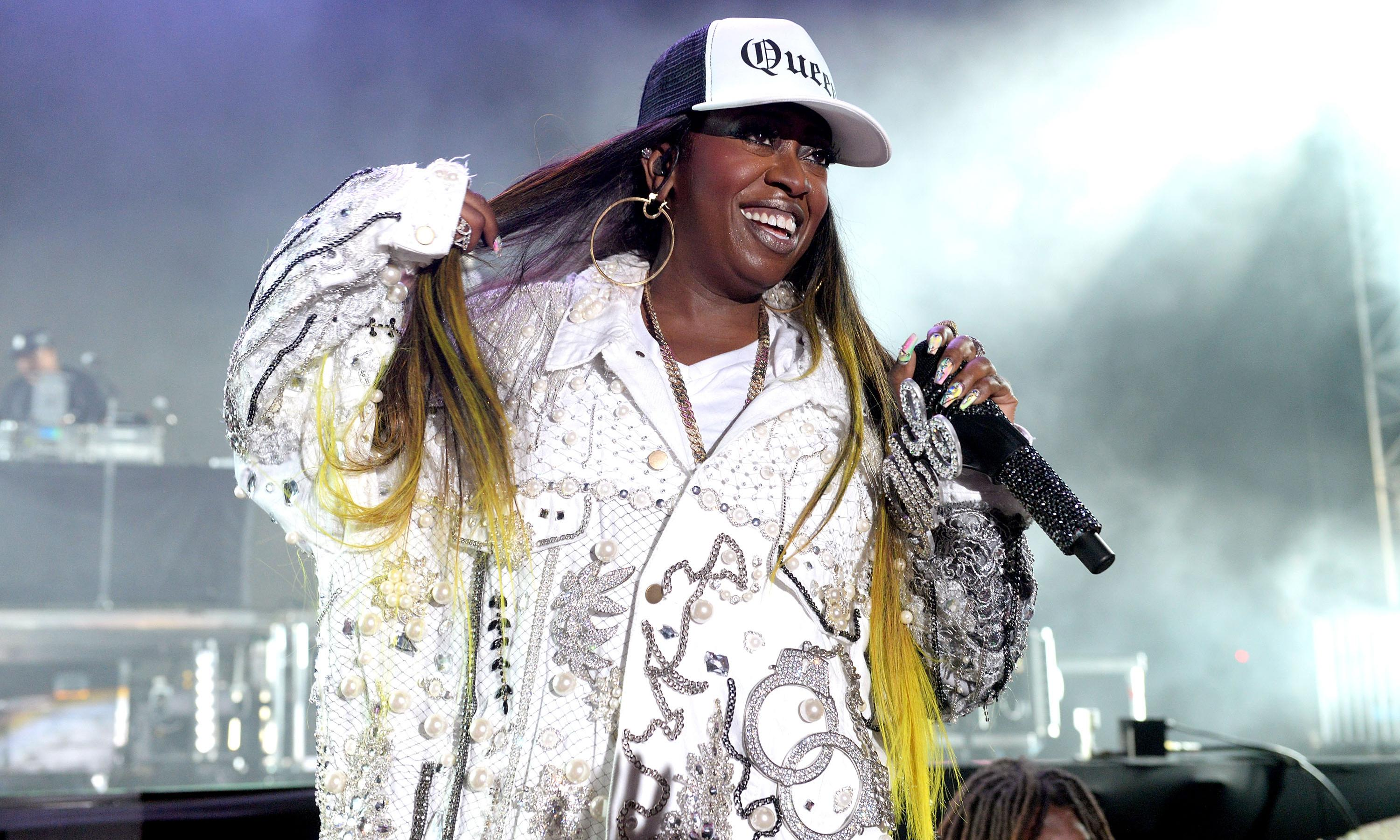 Missy Elliott announces last-minute release for her first album since 2005