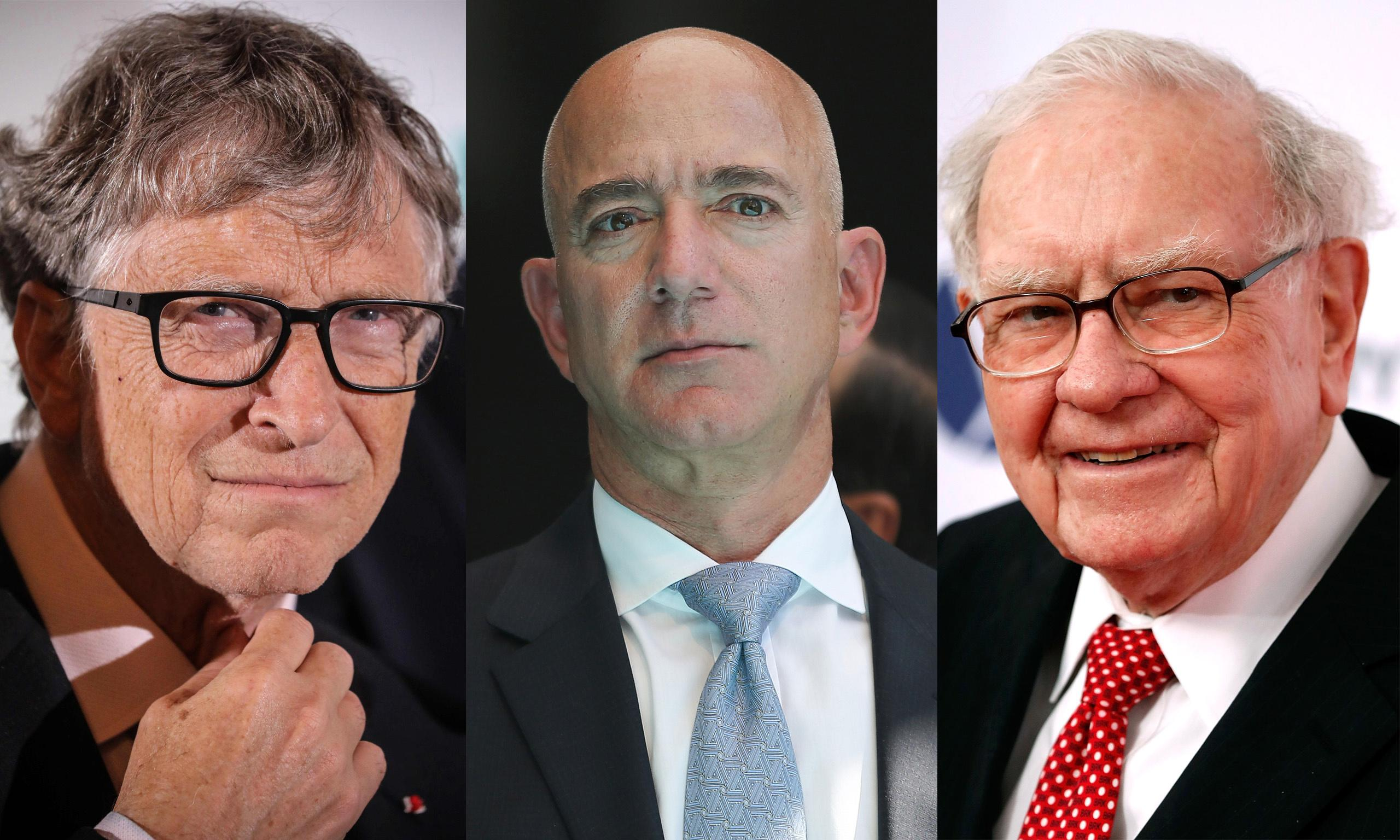 Think billionaires are just super-rich people? Big mistake