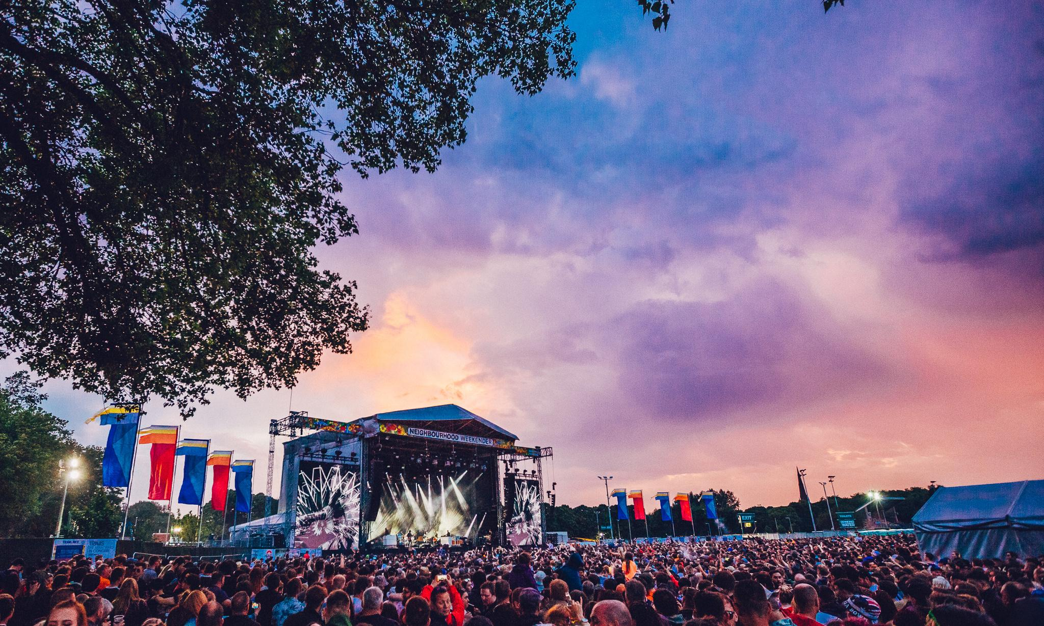 'Hello Tunbridge Wells!' Why uncool small festivals are big business