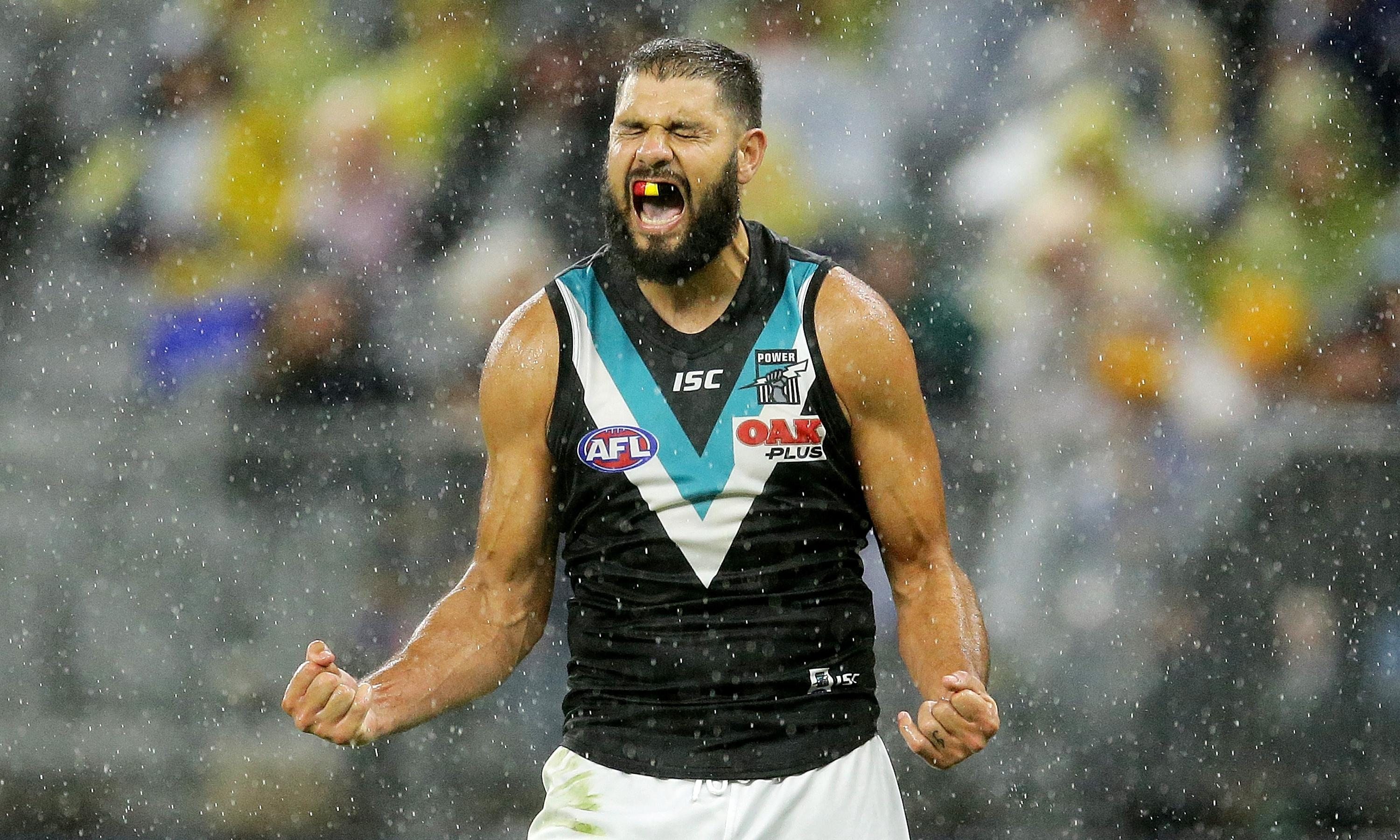 Port Adelaide's Paddy Ryder speaks out after racist abuse