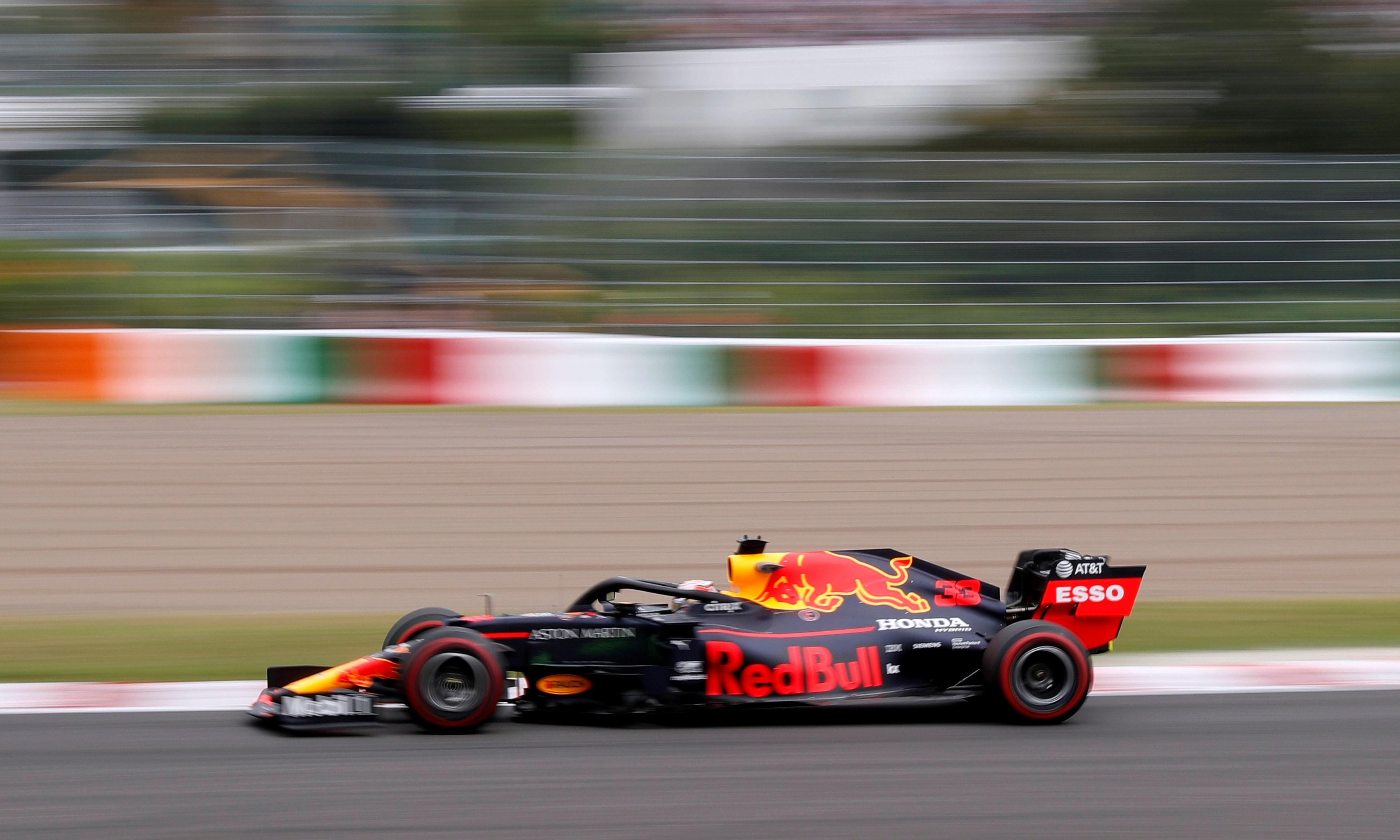 Formula One cancels all Saturday running as Typhoon Hagibis looms at Japan GP