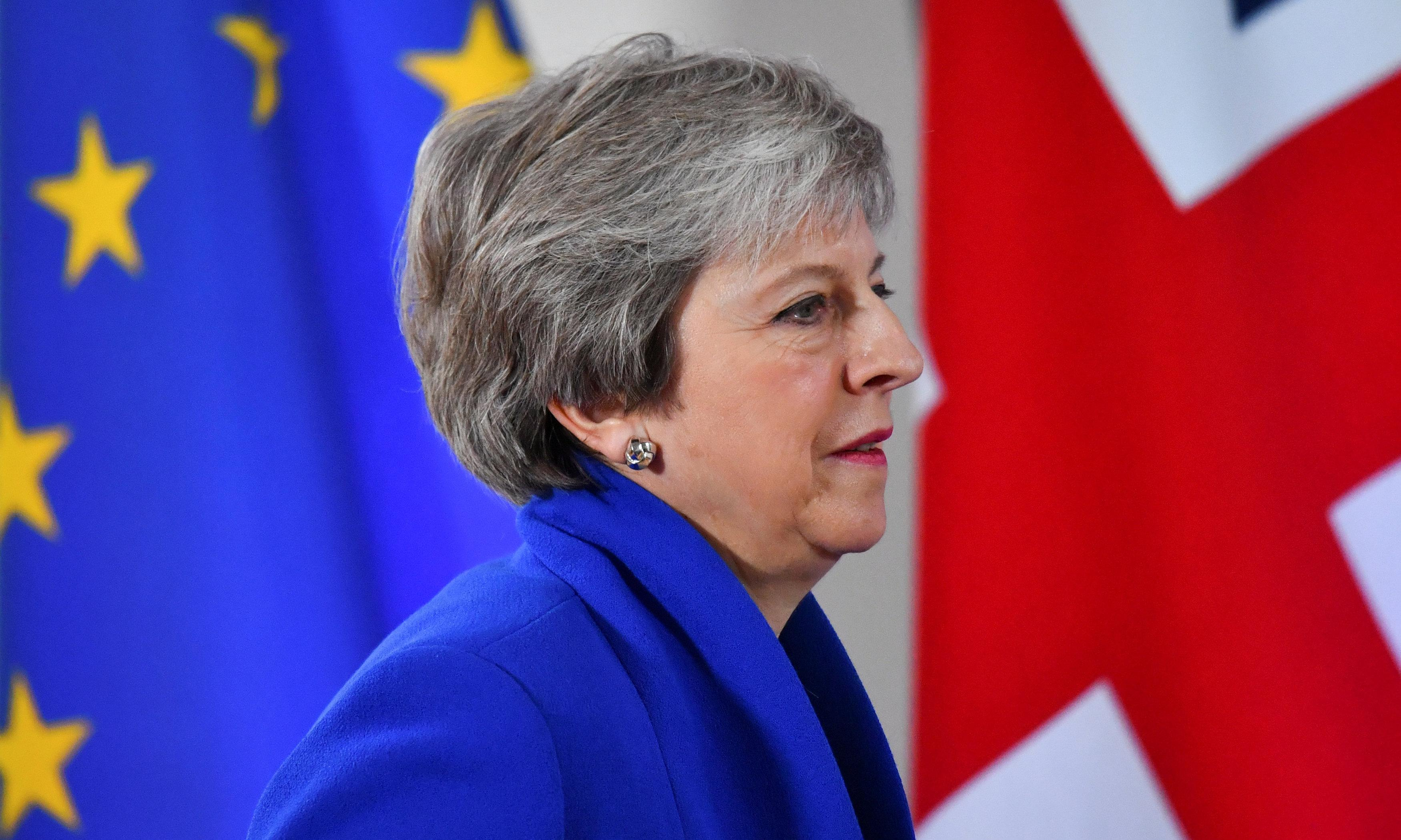 EU to hold emergency no-deal talks if MPs vote down Brexit deal