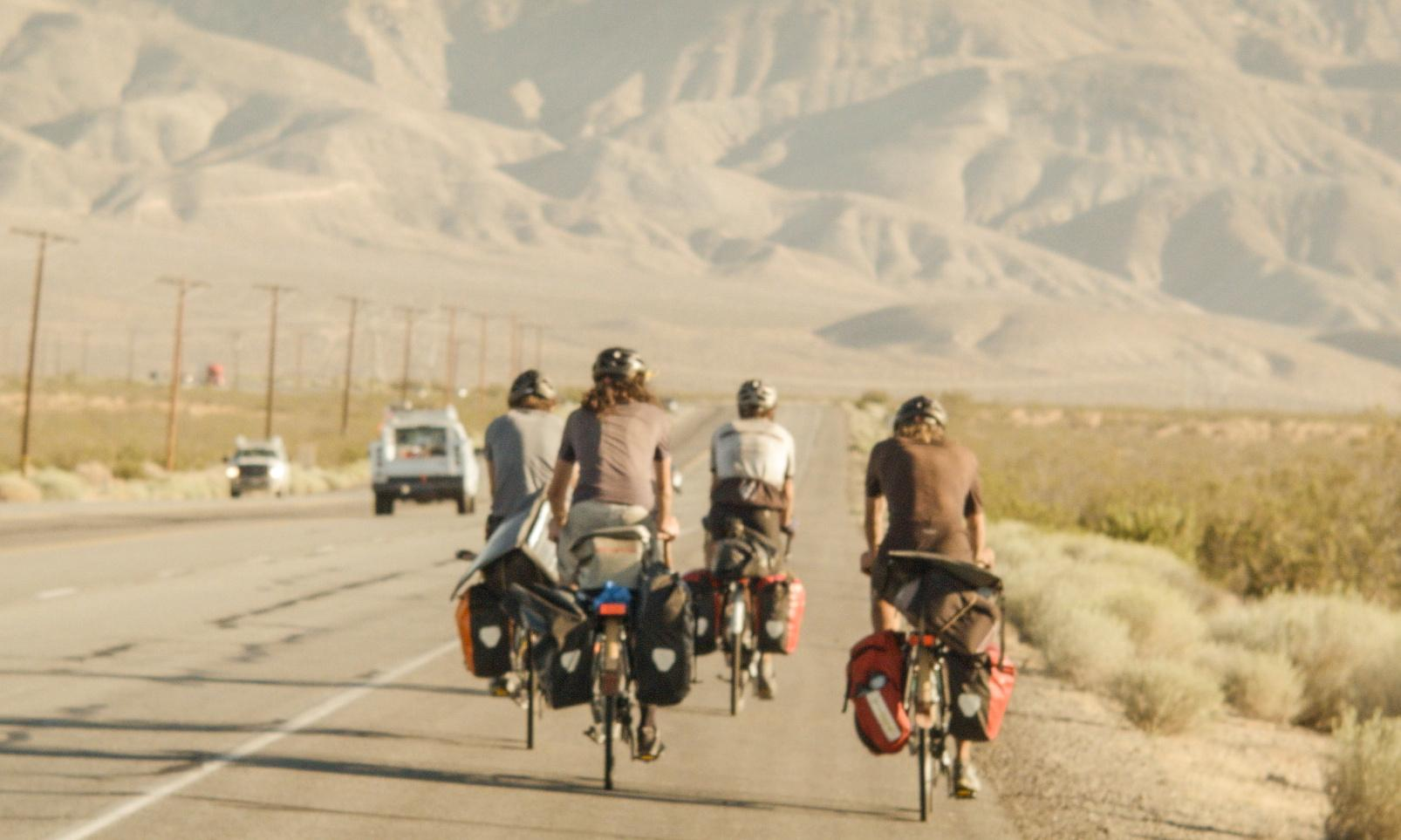The Bikes of Wrath review – cyclists take the dustbowl migrants' road