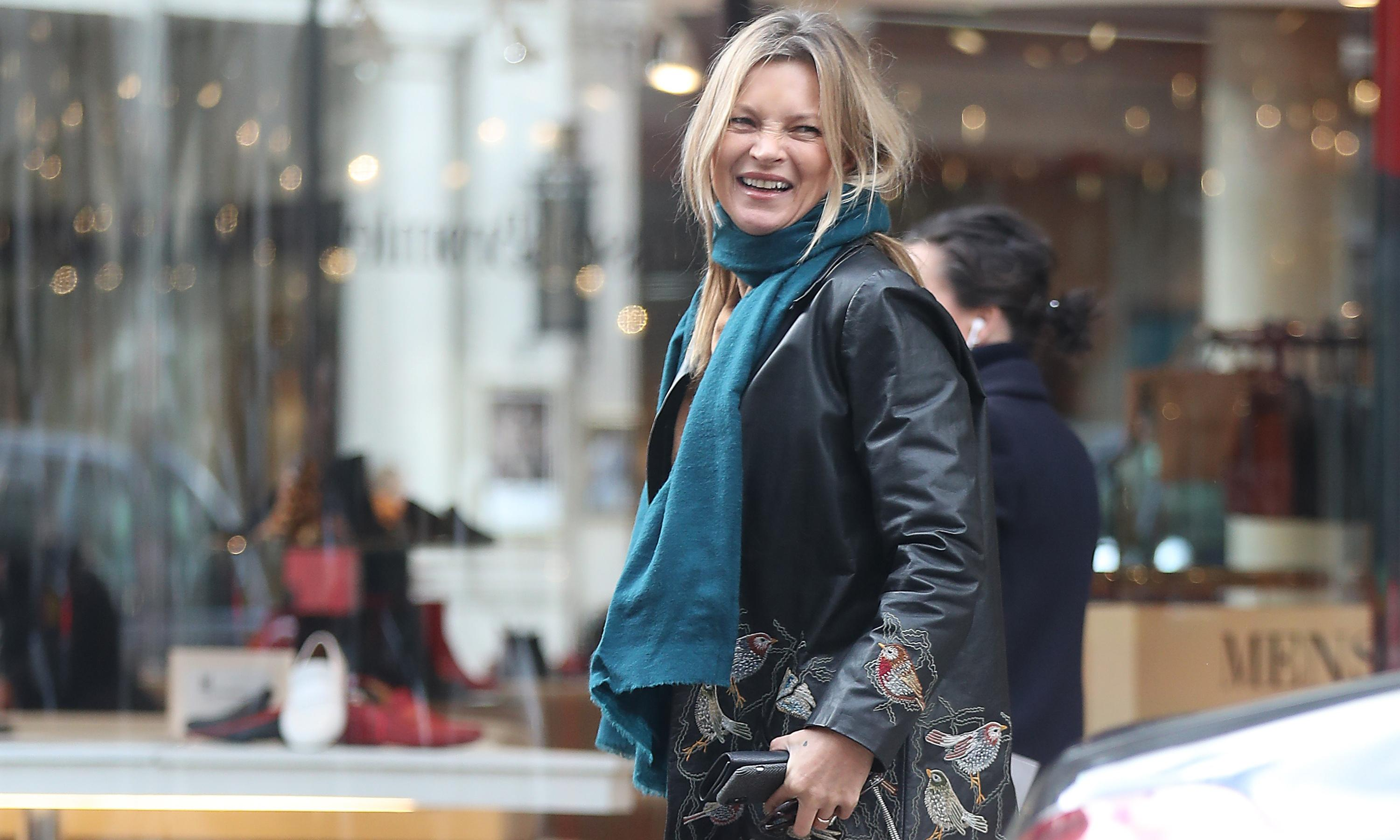 May I have a word about… Kate Moss and Emma Thompson