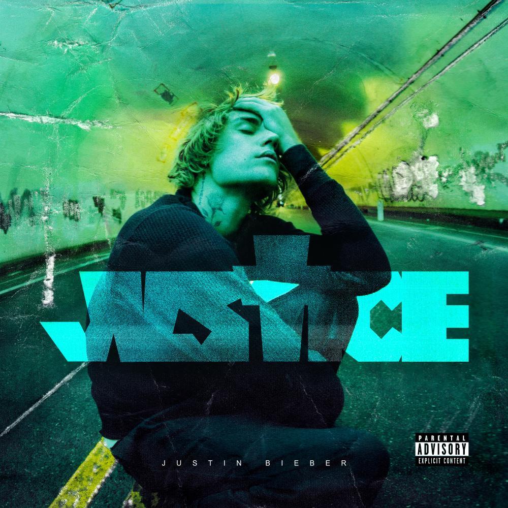The album cover of Justice.