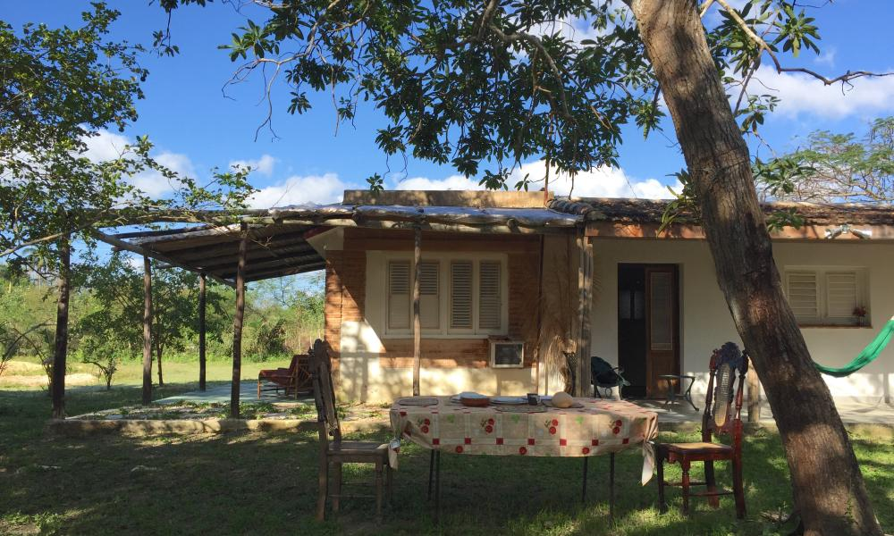 Cabaña Montecorales