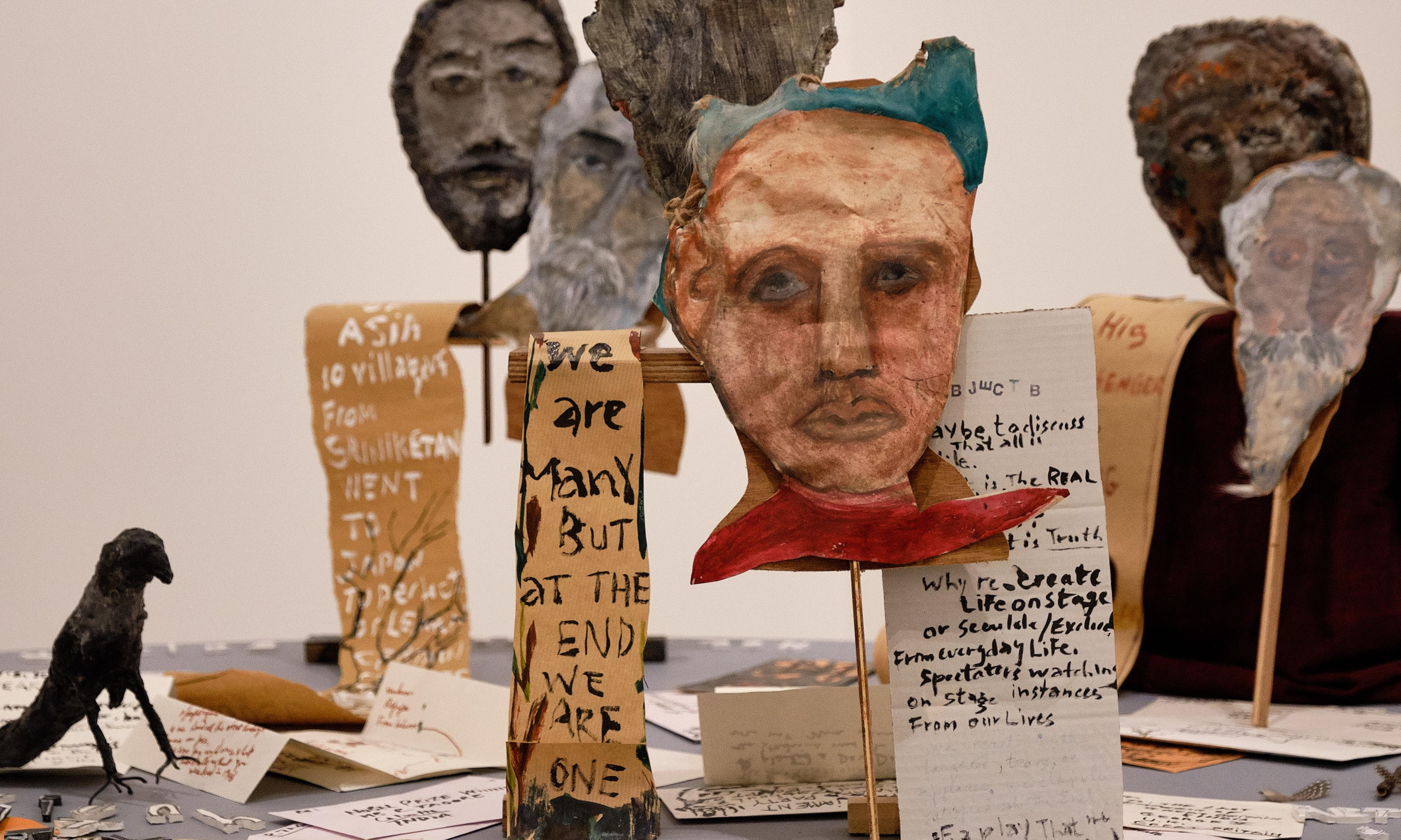Marxist papier-mache and Mary Quant's revolution – the week in art