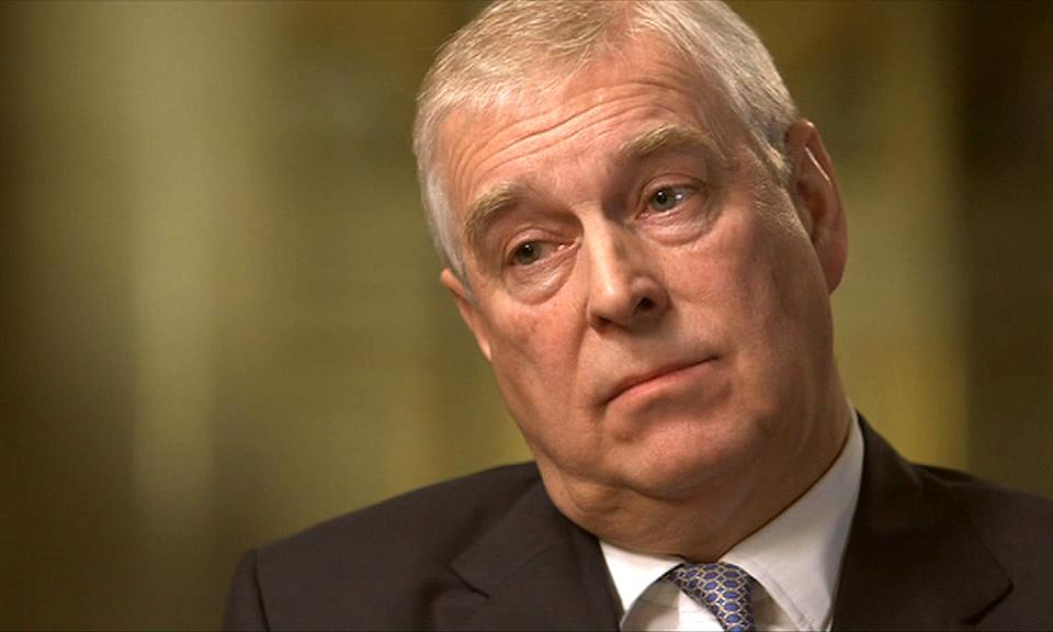 Prince Andrew and a question of honour