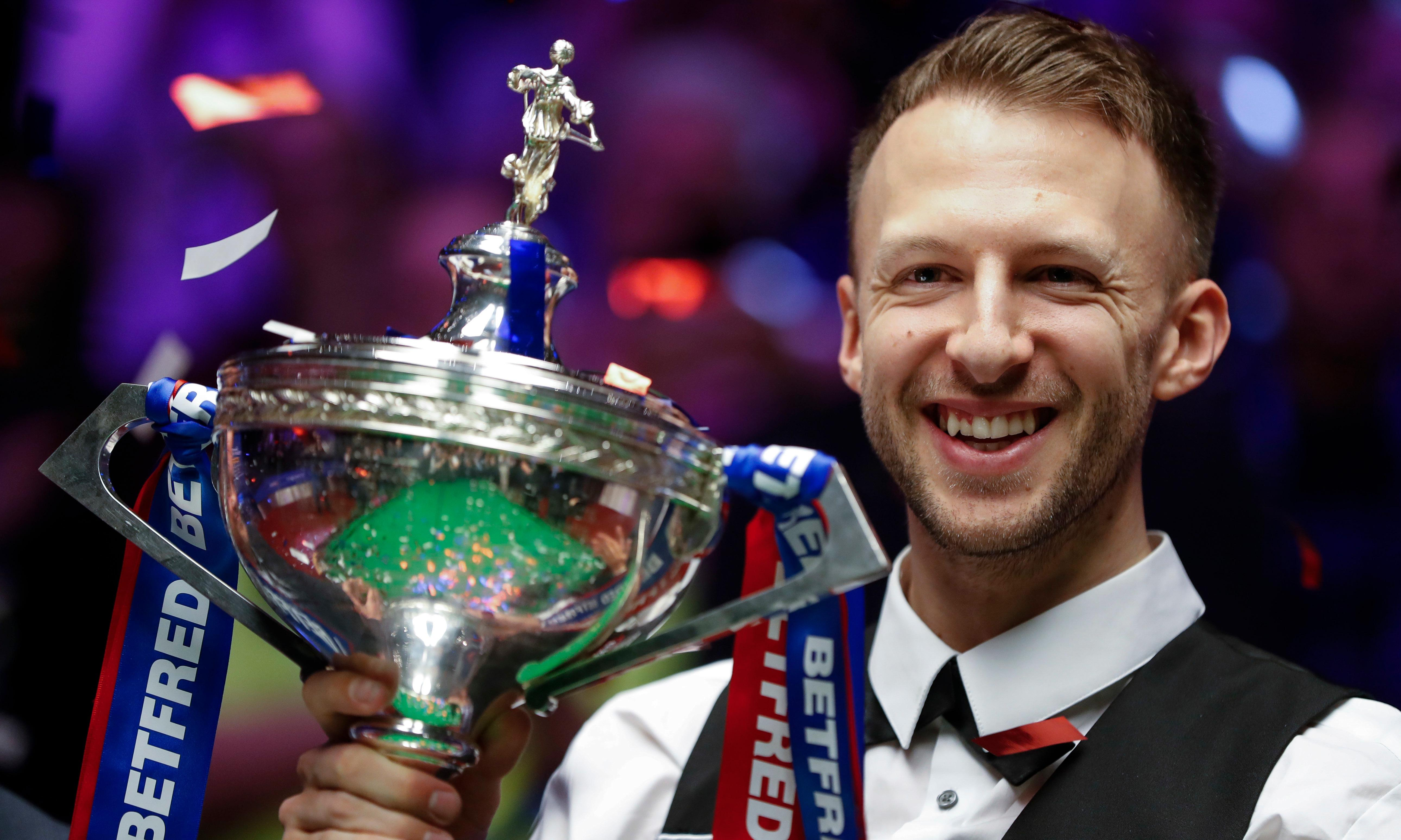 Judd Trump lands punter £10,000 for snooker bet placed 21 years ago