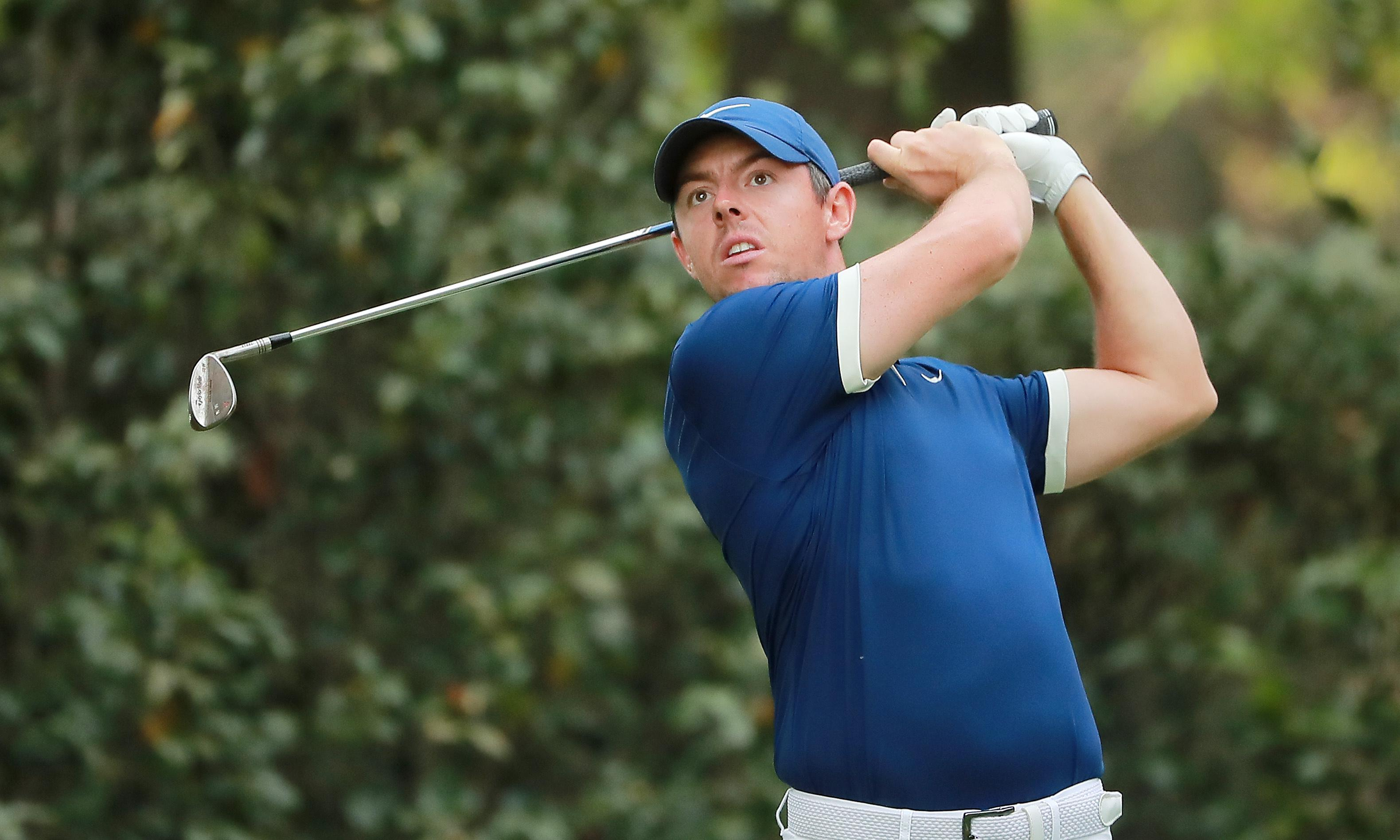 Rory McIlroy shooting for a Mexico stand-off with Dustin Johnson