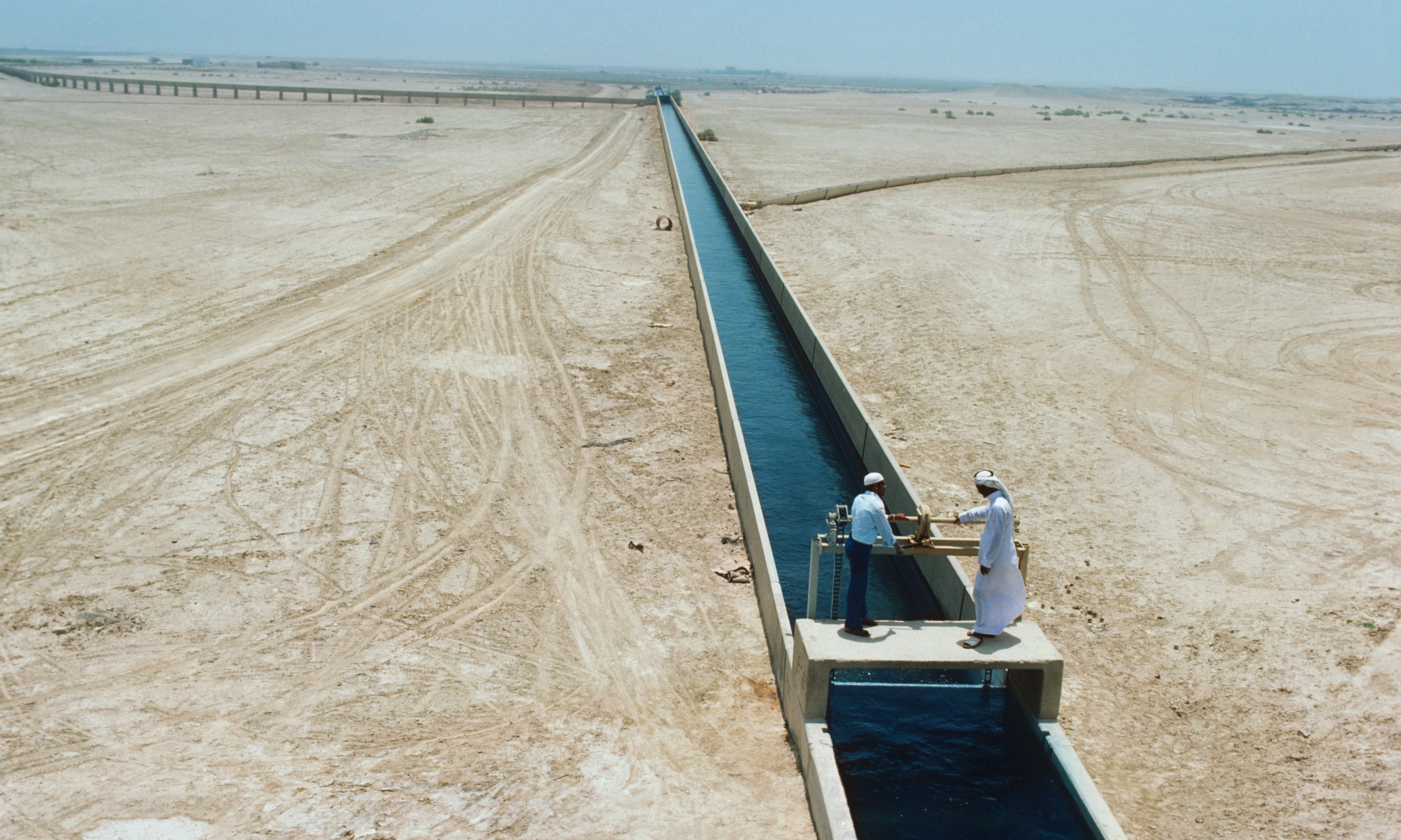 Oil built Saudi Arabia – will a lack of water destroy it?