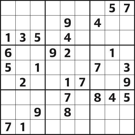 Sudoku 4,677 medium