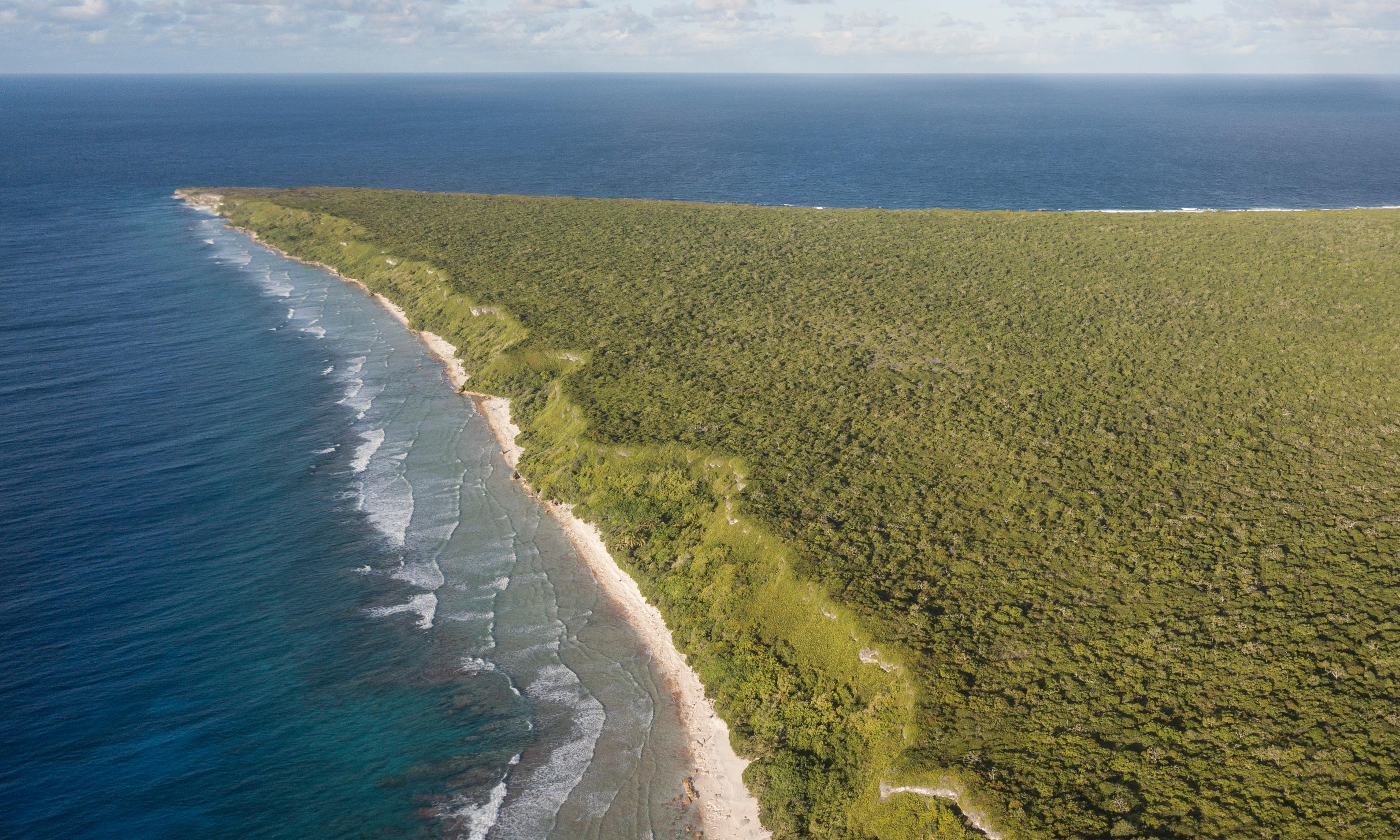 Henderson Island: the Pacific paradise groaning under 18 tonnes of plastic waste