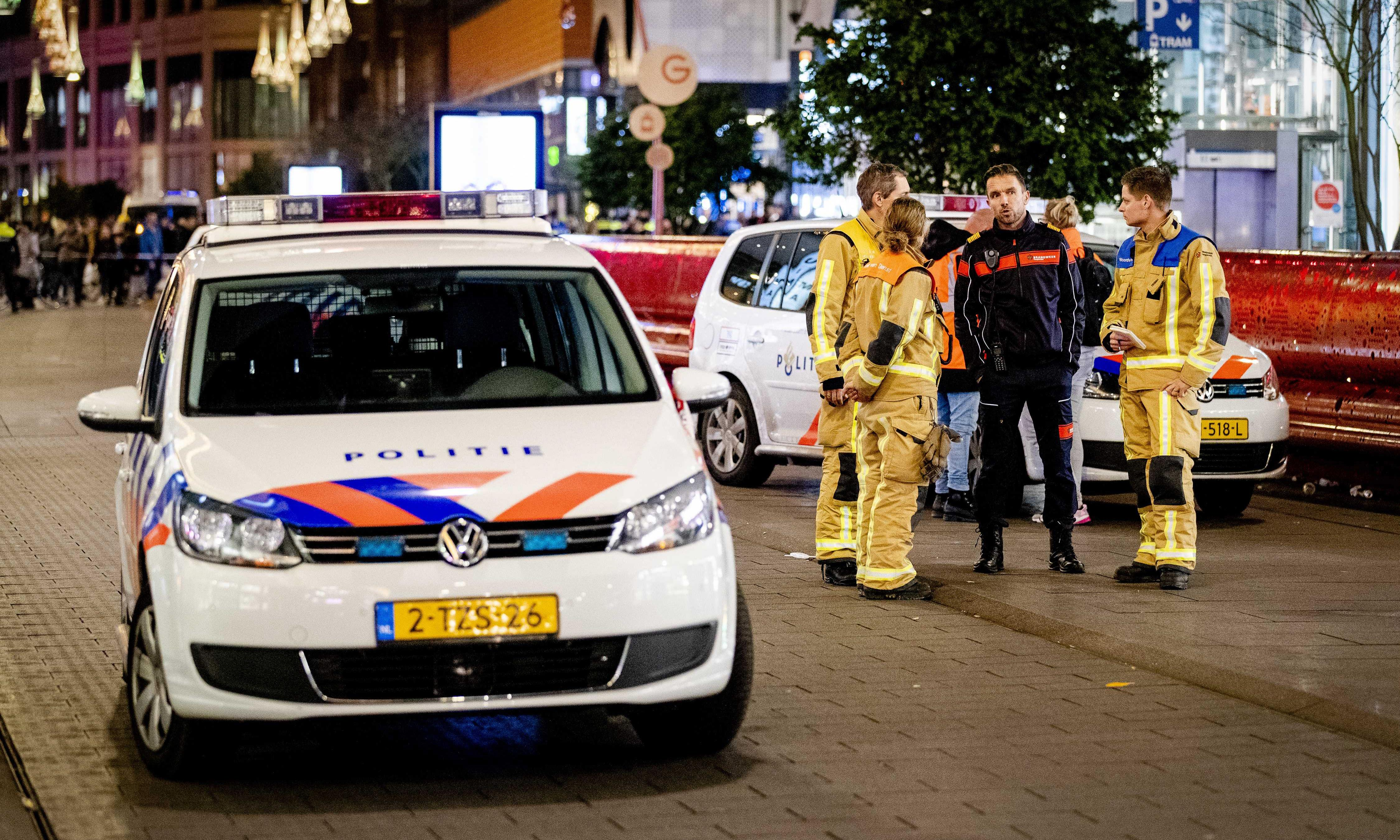 Police arrest homeless man after three youths stabbed in The Hague
