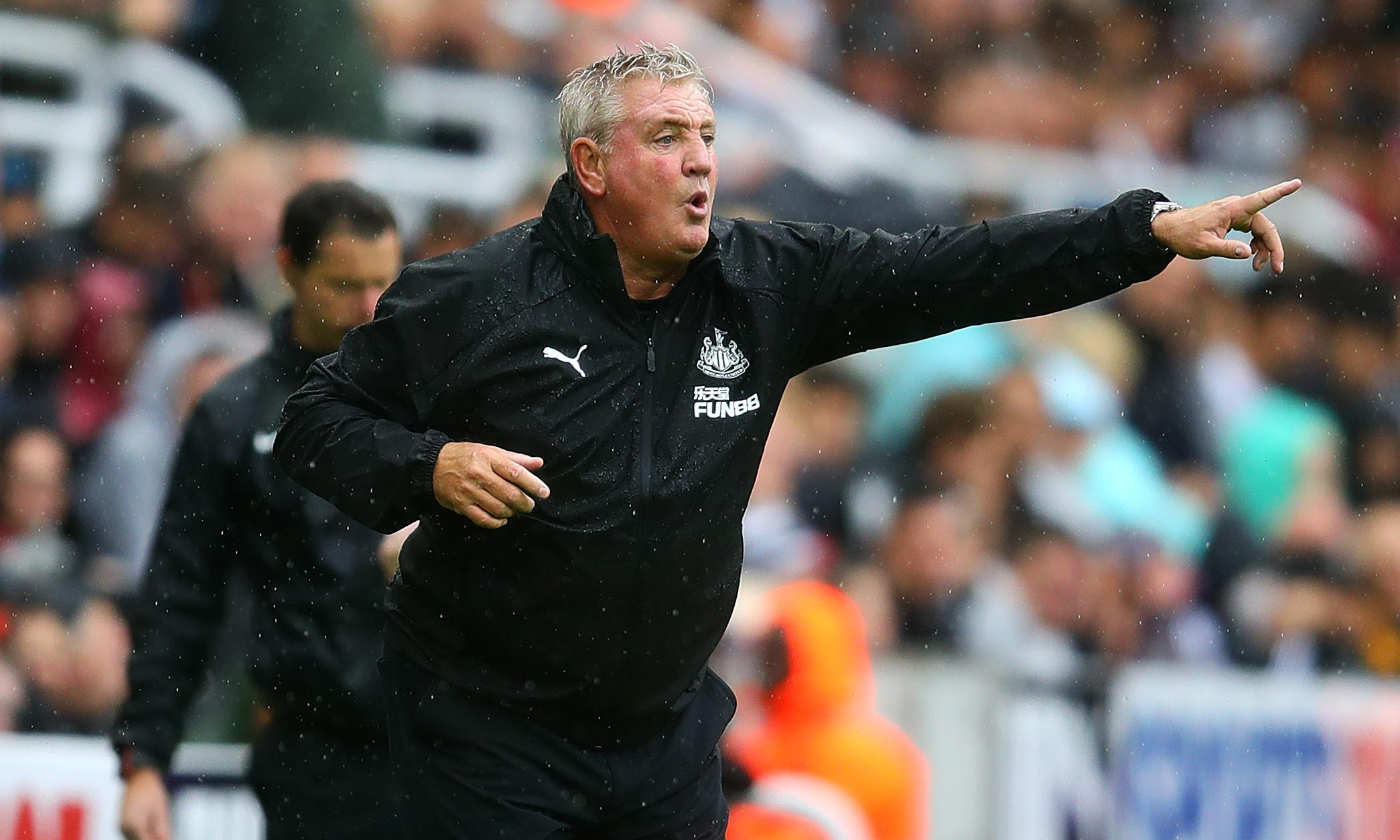 Steve Bruce understands volatile nature of life for manager at Newcastle