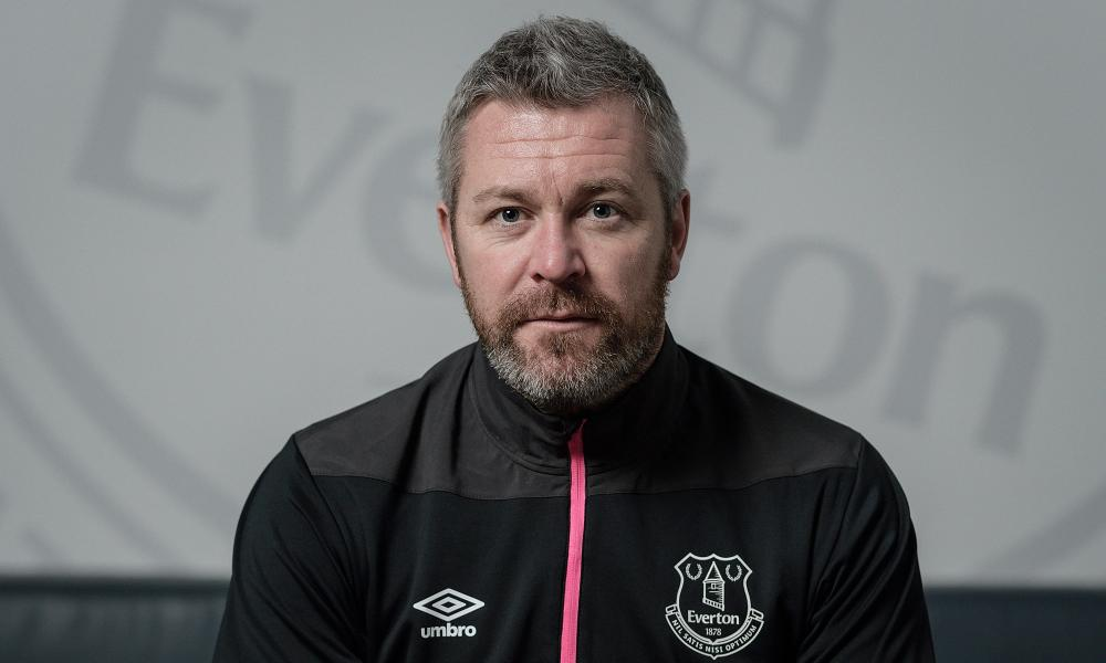Willie Kirk, the Everton Ladies manager, is looking forward to the challenge of his new job and has already kicked off with a derby win.