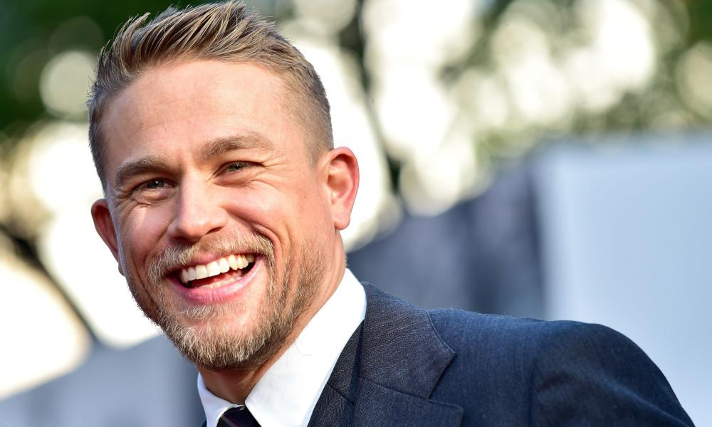 Charlie Hunnam: 'I used to get mistaken for Heath Ledger.'