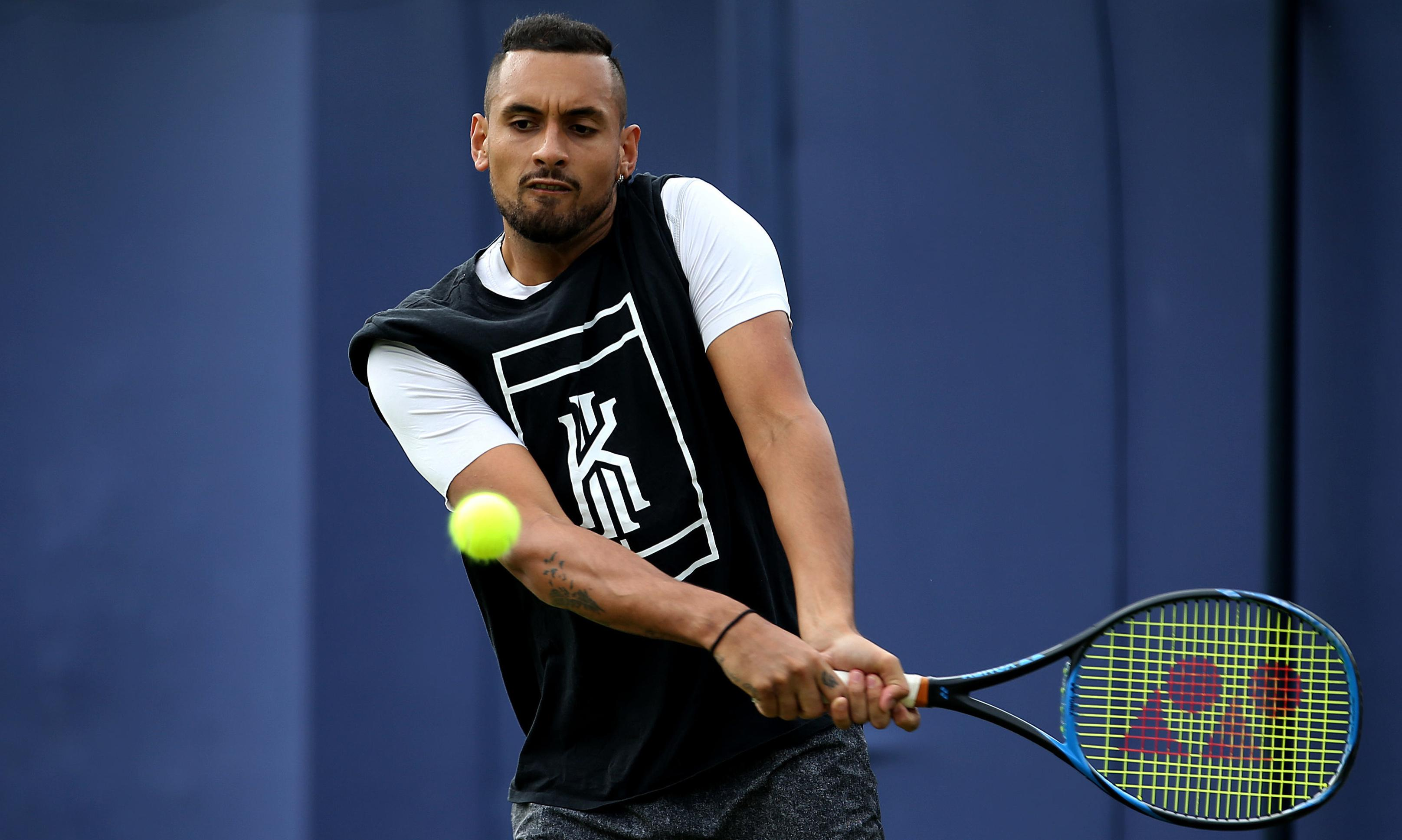 Nick Kyrgios leads latest outpouring of disrespect towards top players