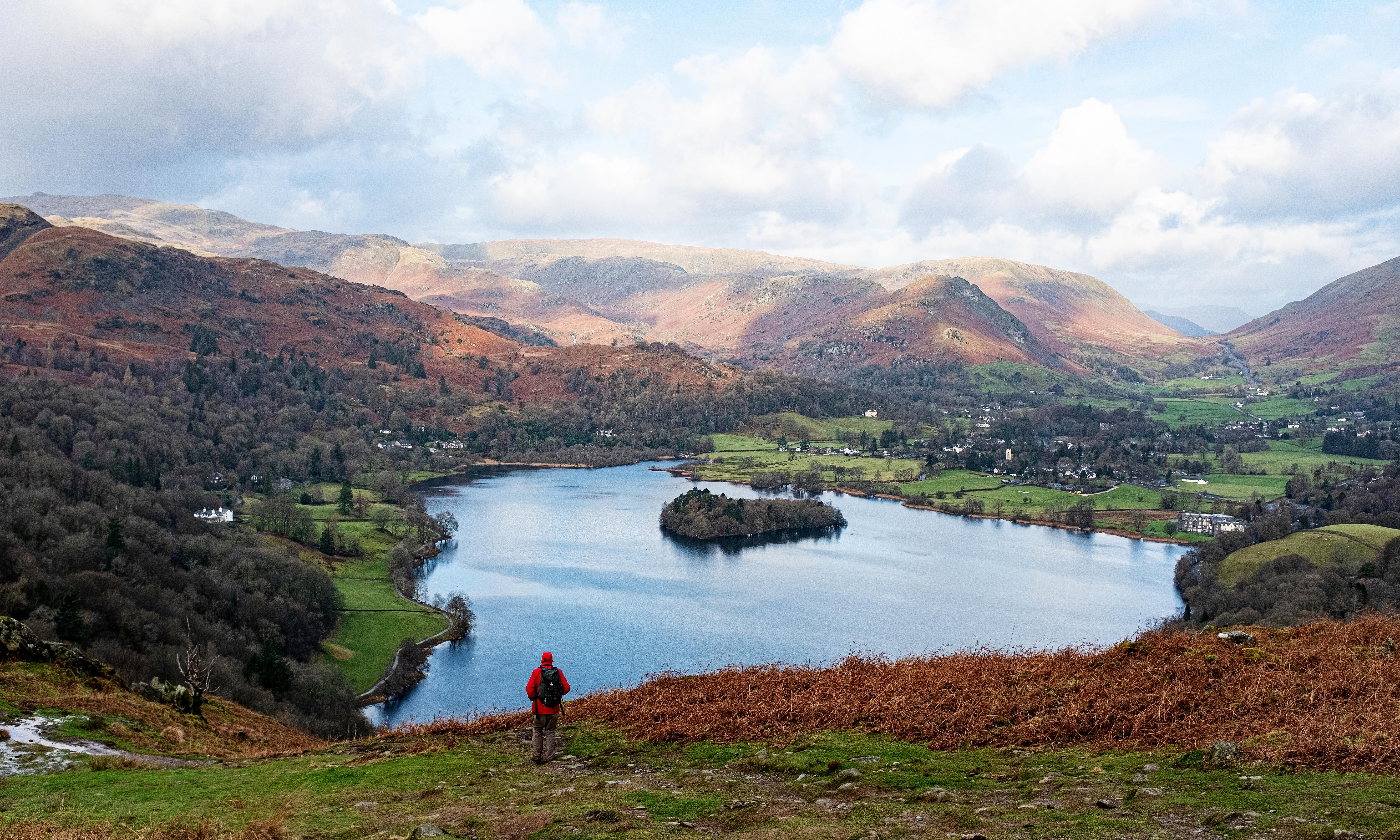Lake District plan to moor holiday boats on Grasmere withdrawn