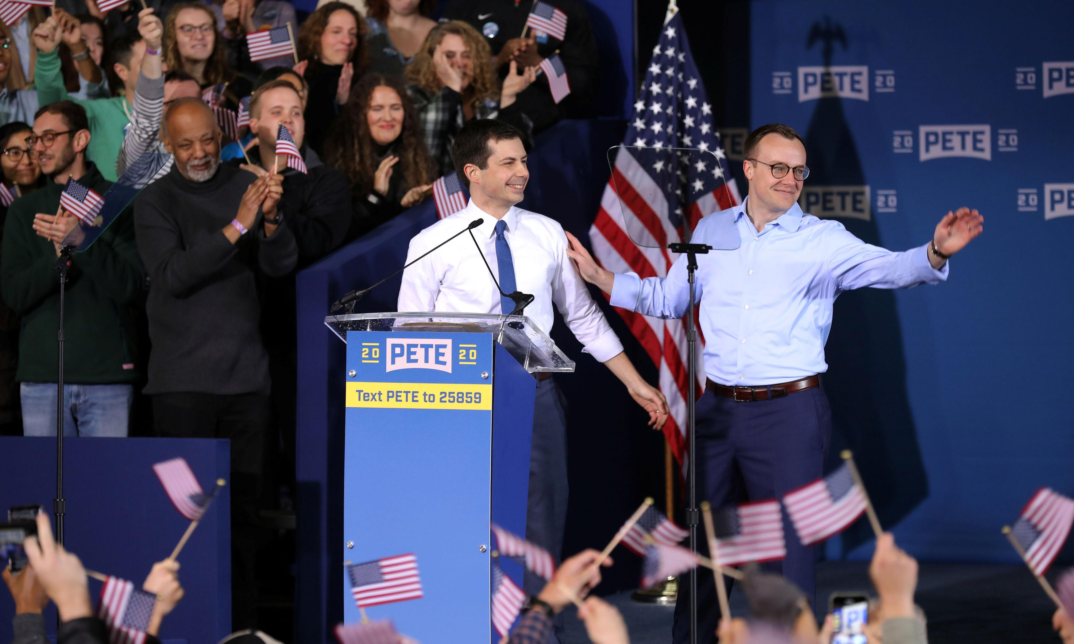 Pete Buttigieg wants to start a family with his husband, Chasten