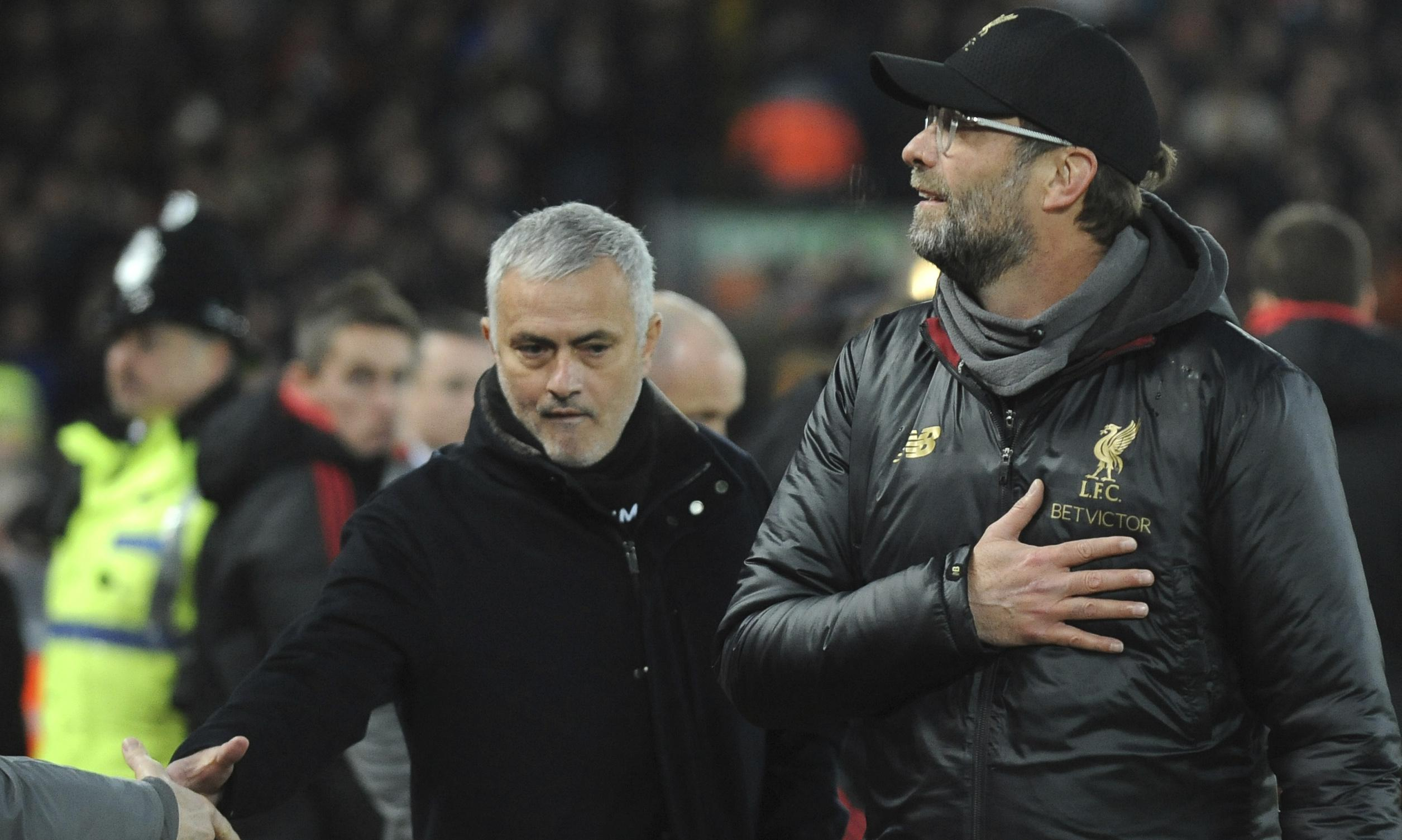 José Mourinho must take the consequences, says Jürgen Klopp