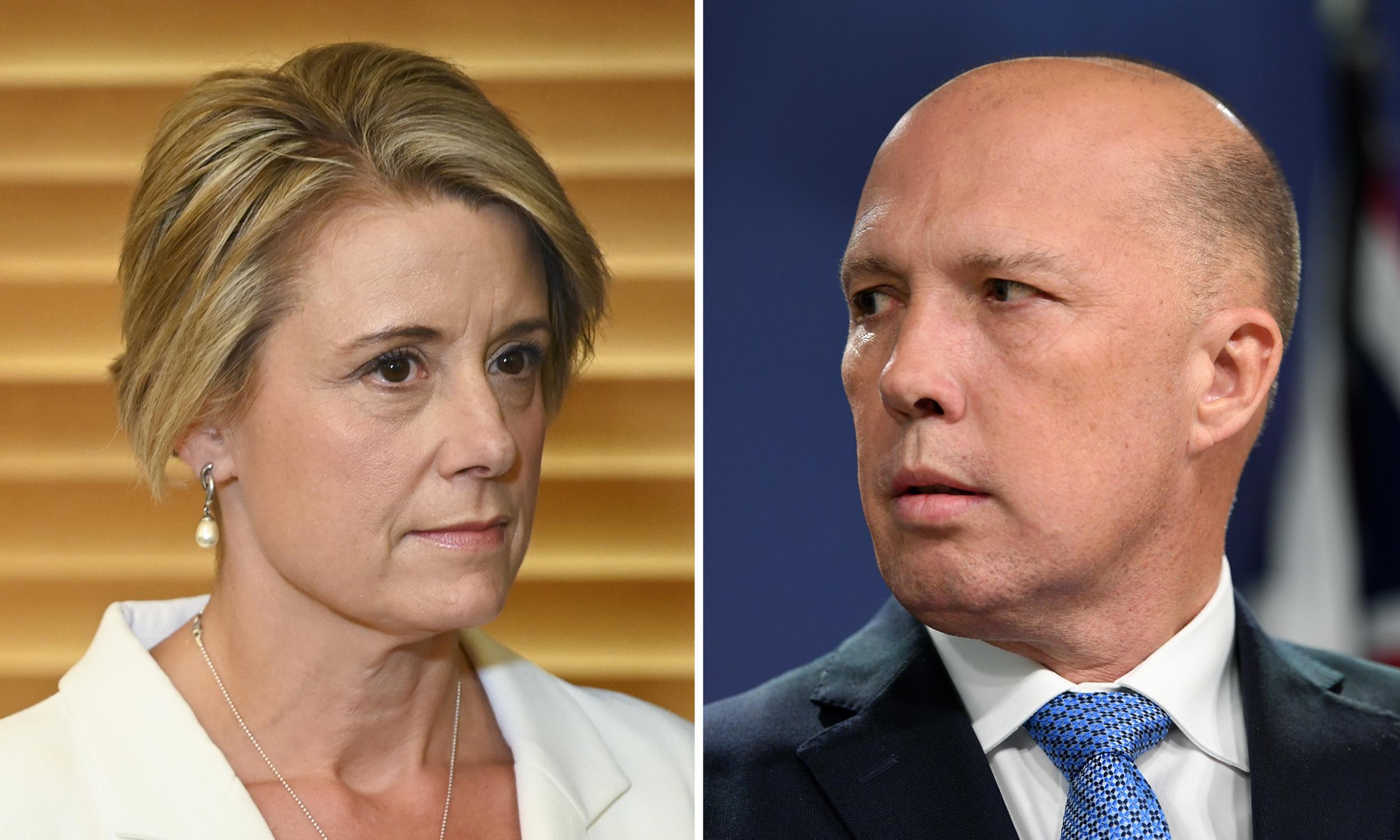 Keneally raises questions over aerial border patrols as Dutton visits Sri Lanka