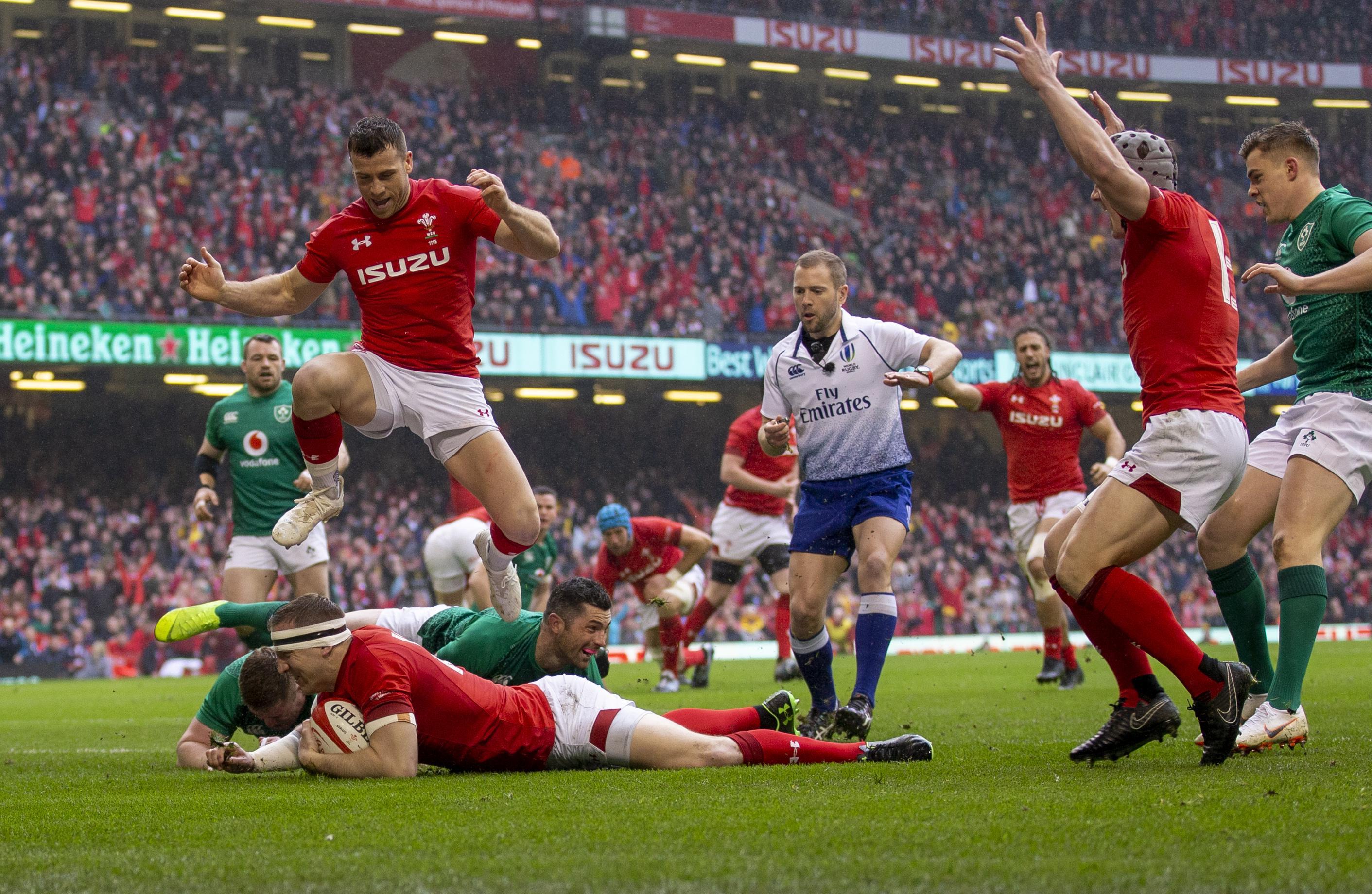 Wales crush Ireland to win third Six Nations grand slam in 11 years