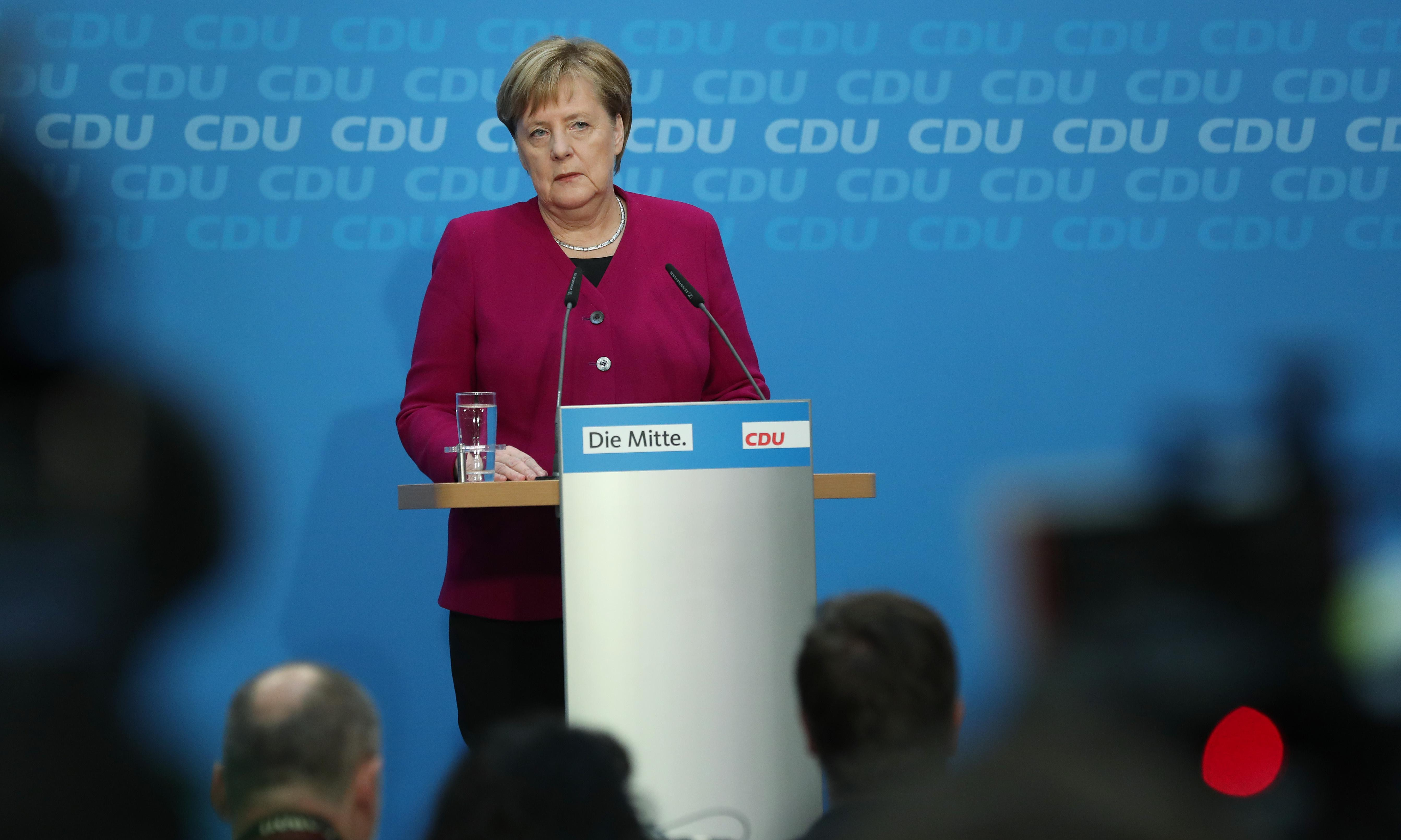 Angela Merkel's successor could be bad news for a post-Brexit Europe