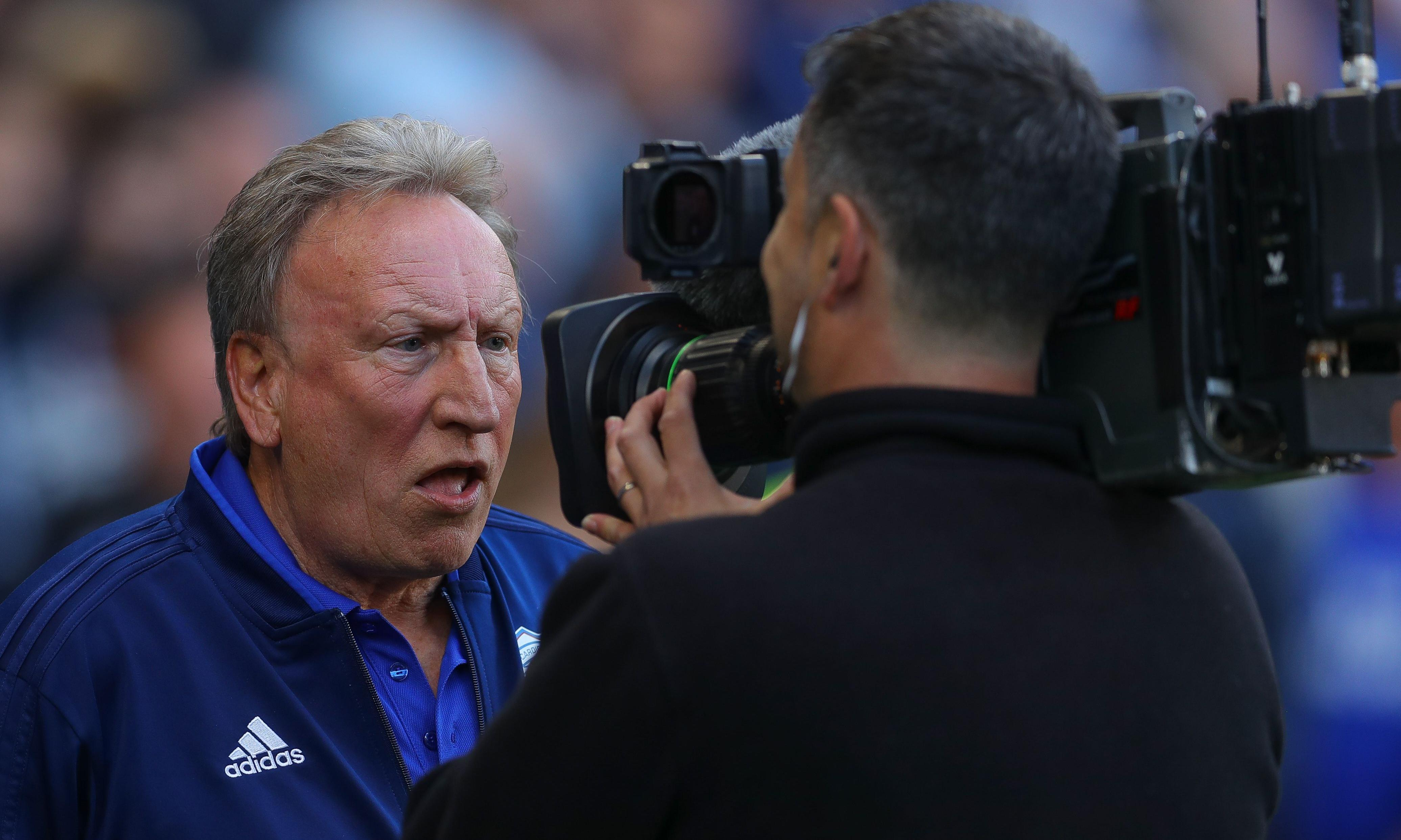 Neil Warnock to stay at Cardiff next season and help find successor