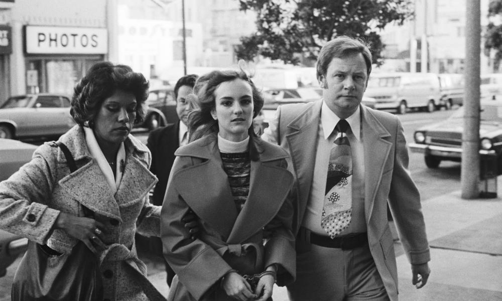 trial for patty hearst
