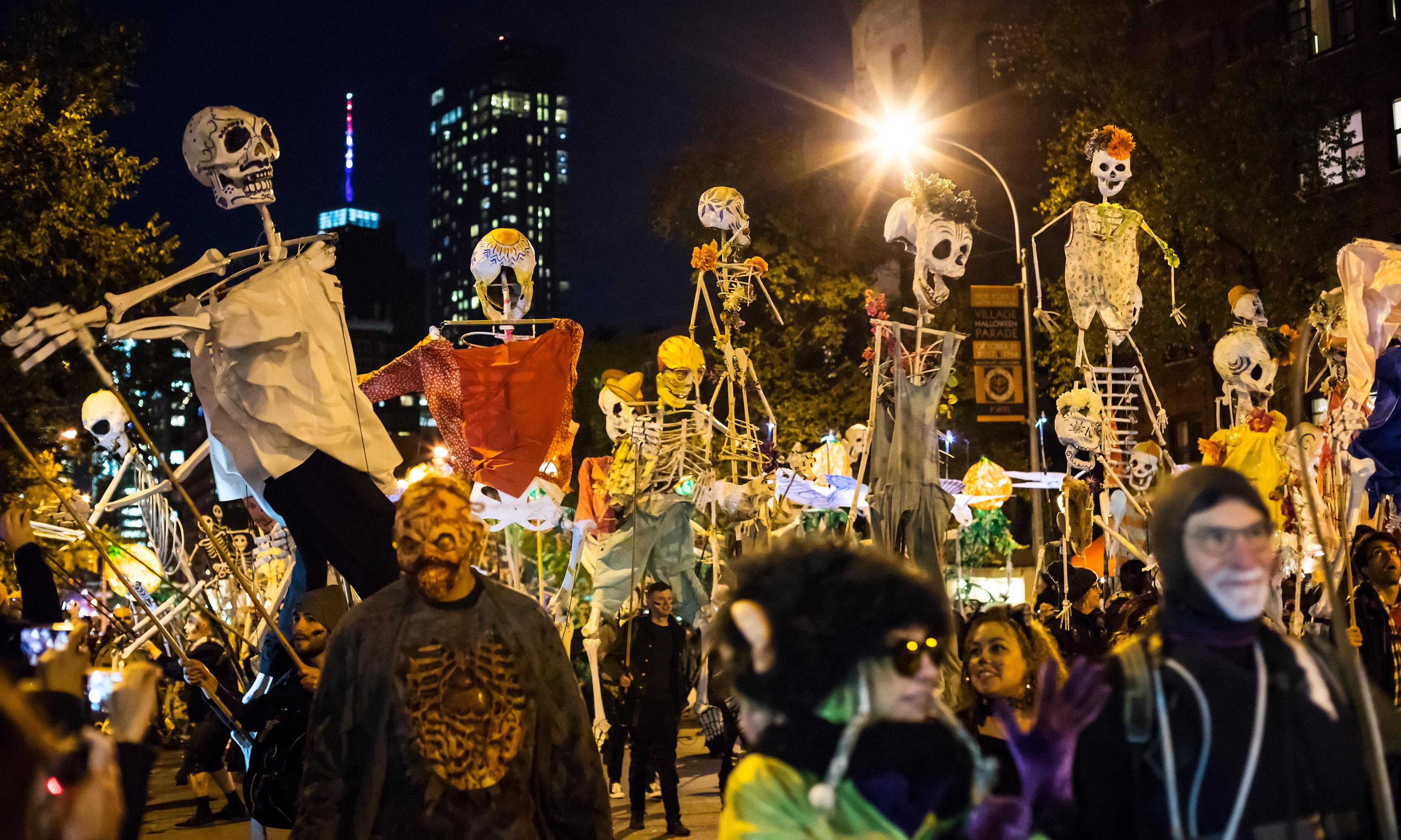 Vampire state of mind: how to join the world's greatest Halloween parade