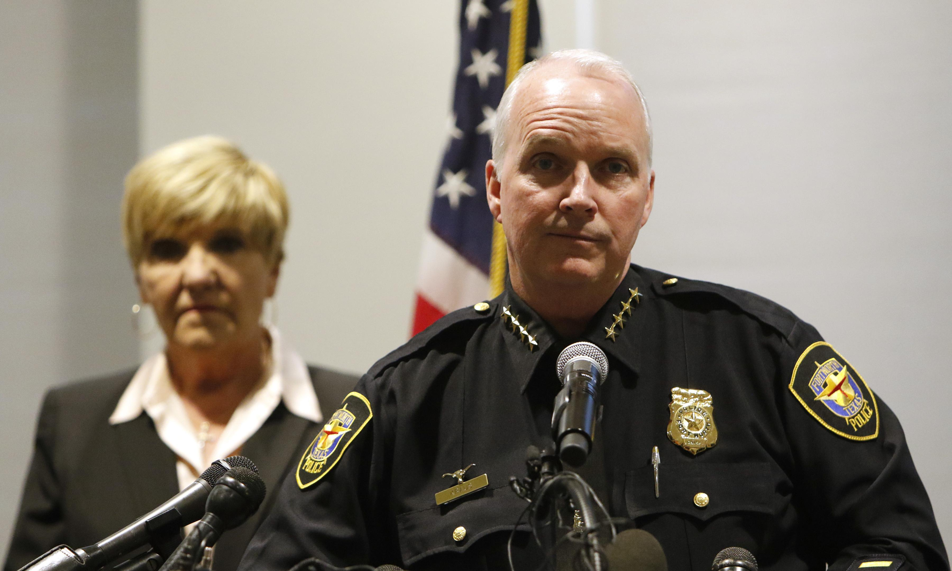 Fort Worth police chief: 'absolutely no excuse' for officer killing black woman