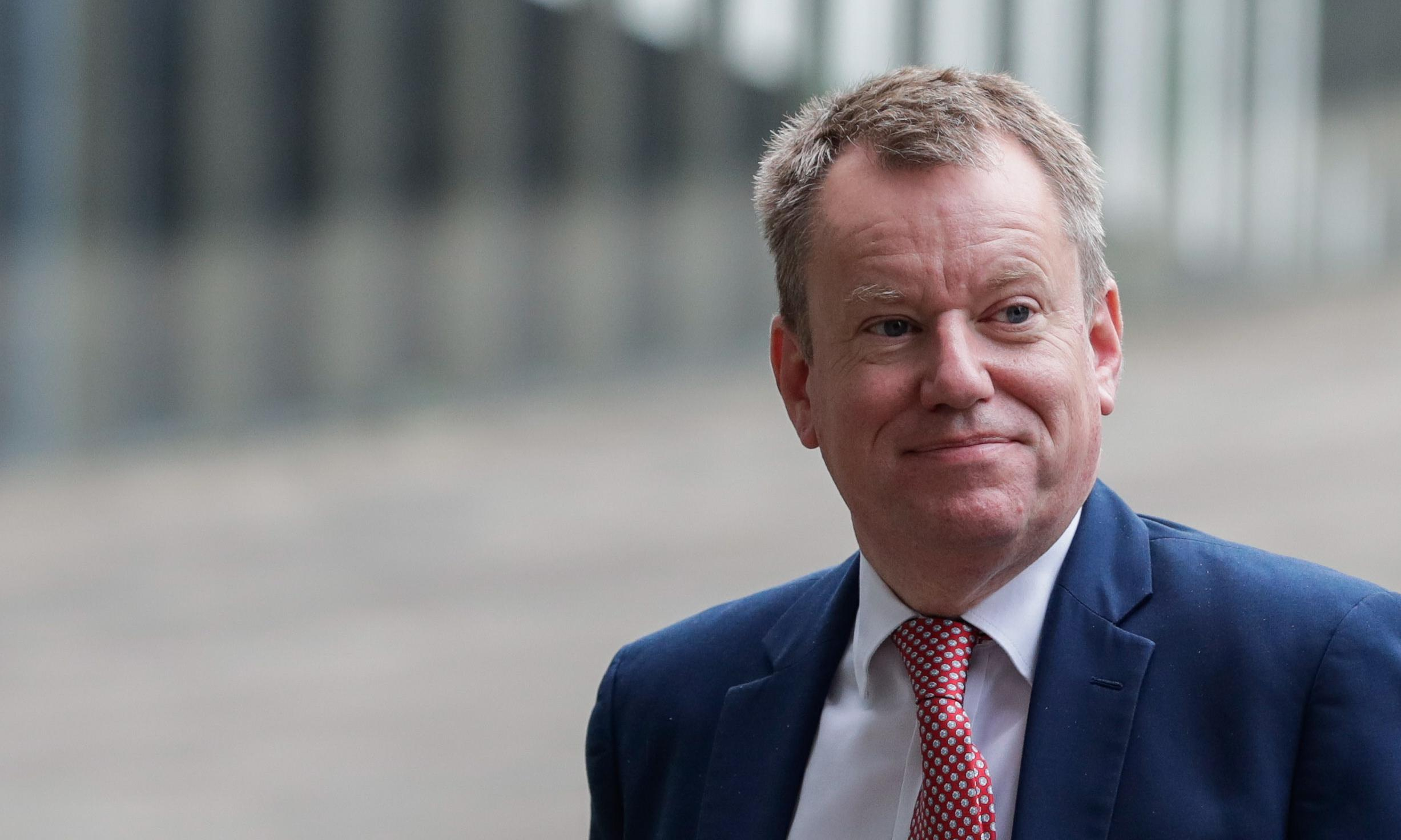 Brexit adviser David Frost to lead UK trade negotiations with EU