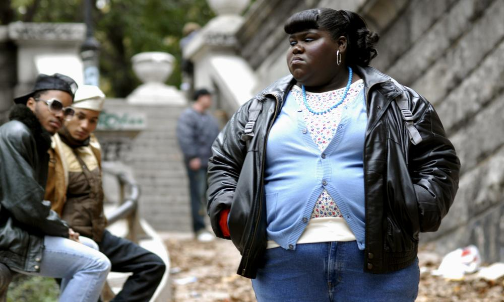 Gabourey Sidibe overcomes the odds in Lee Daniel's directorial debut, Precious