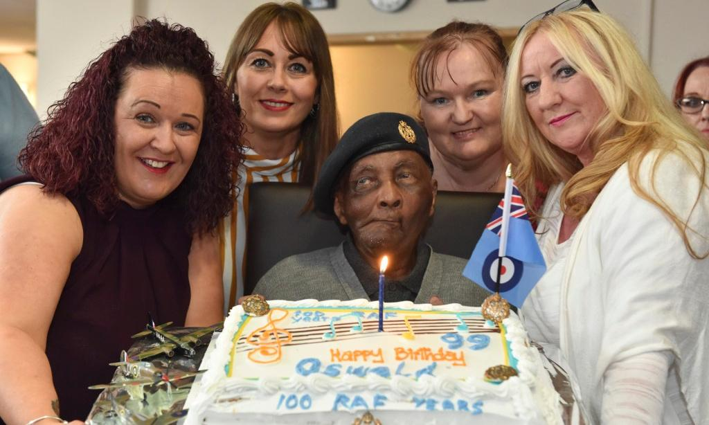 Public invited to 100-year-old Jamaican war veteran's funeral