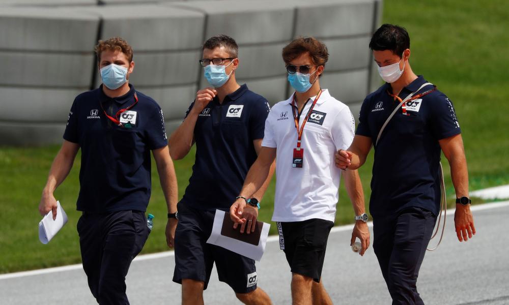 Formula One F1 - Austrian Grand Prix - Red Bull Ring, Spielberg, Styria, Austria - July 2, 2020