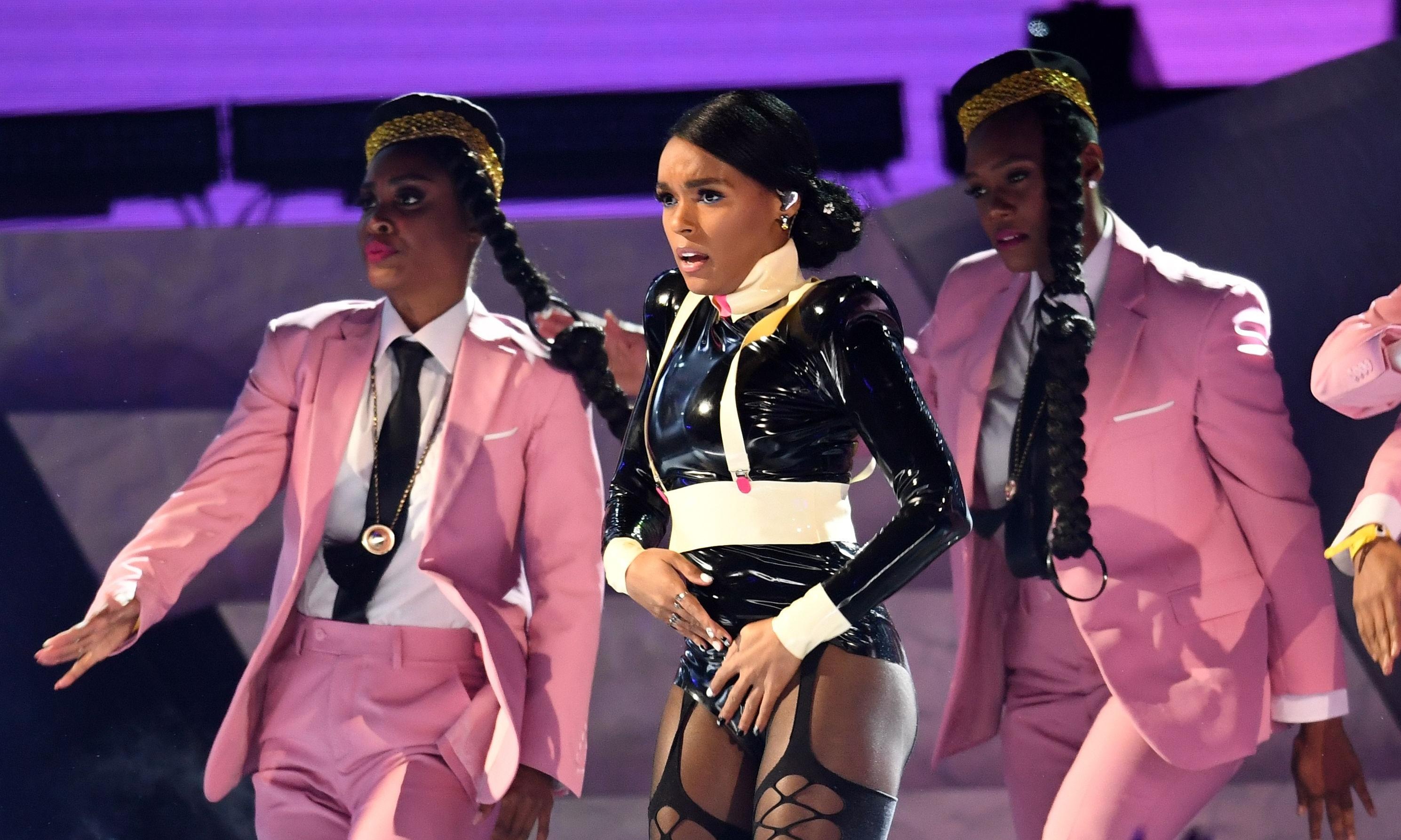 Fashion designer accuses Janelle Monáe of plagiarism for Grammy performance
