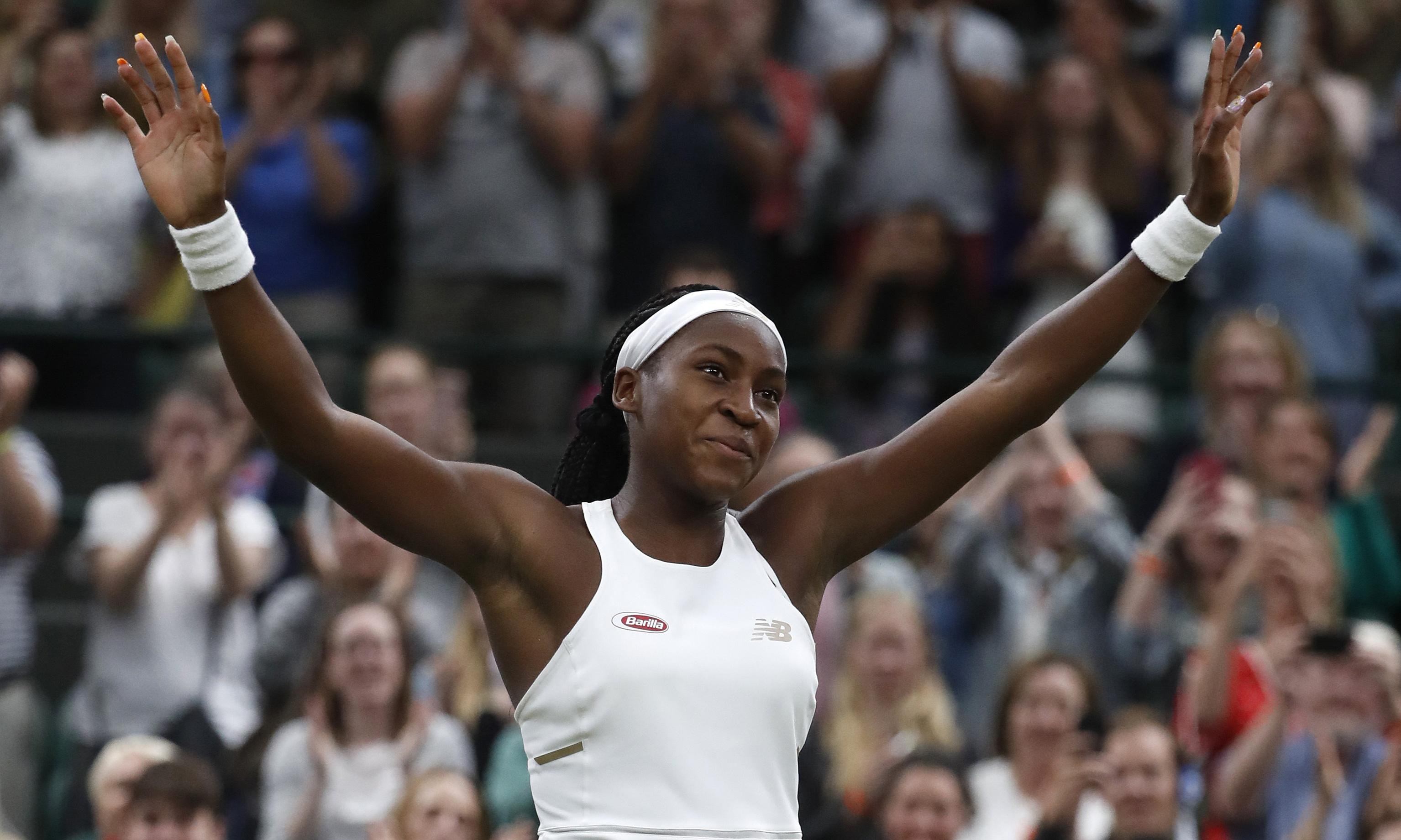 Teenage sensation Coco Gauff given wildcard for US Open