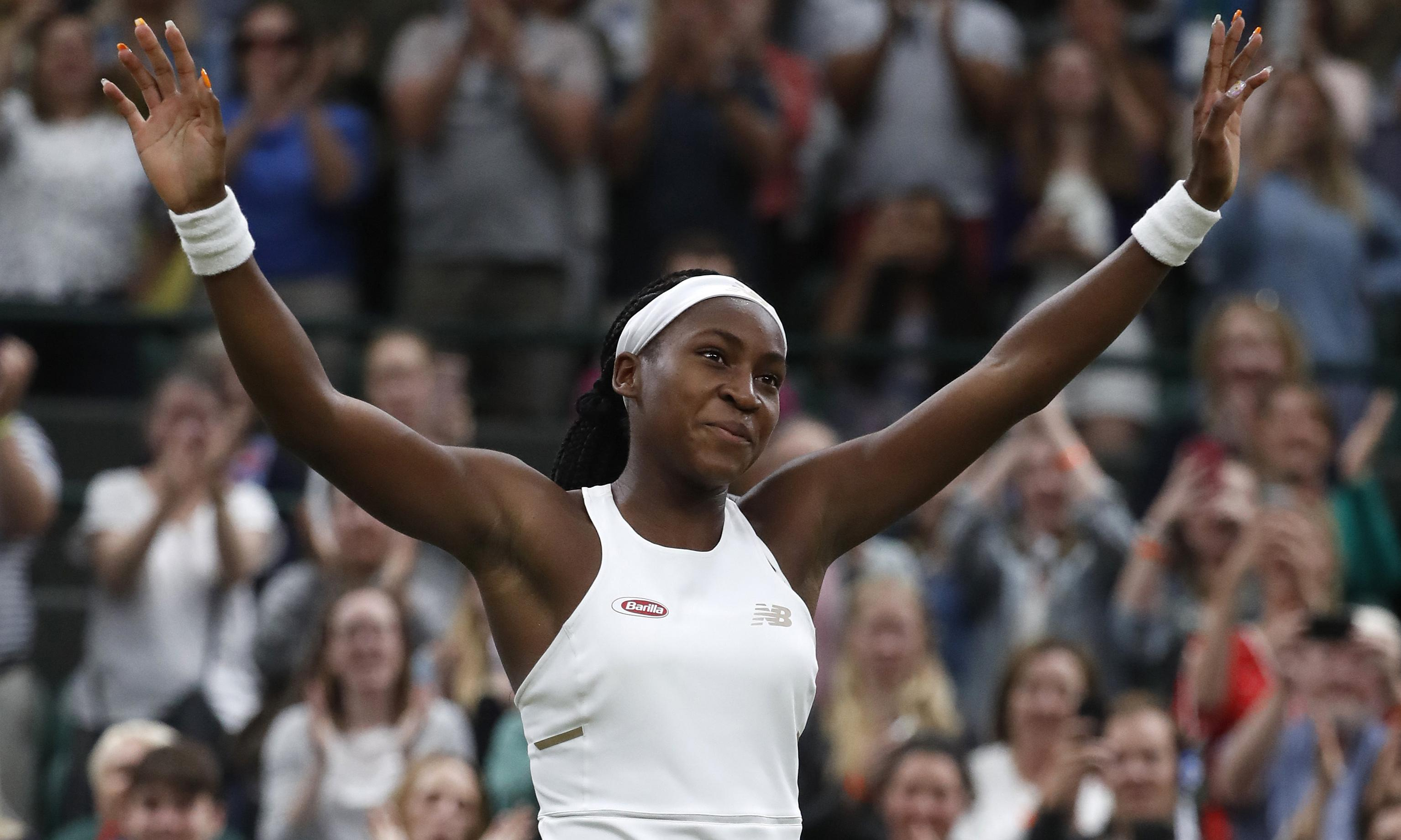 Fitness to finesse: the reasons behind Coco Gauff's stunning Wimbledon rise