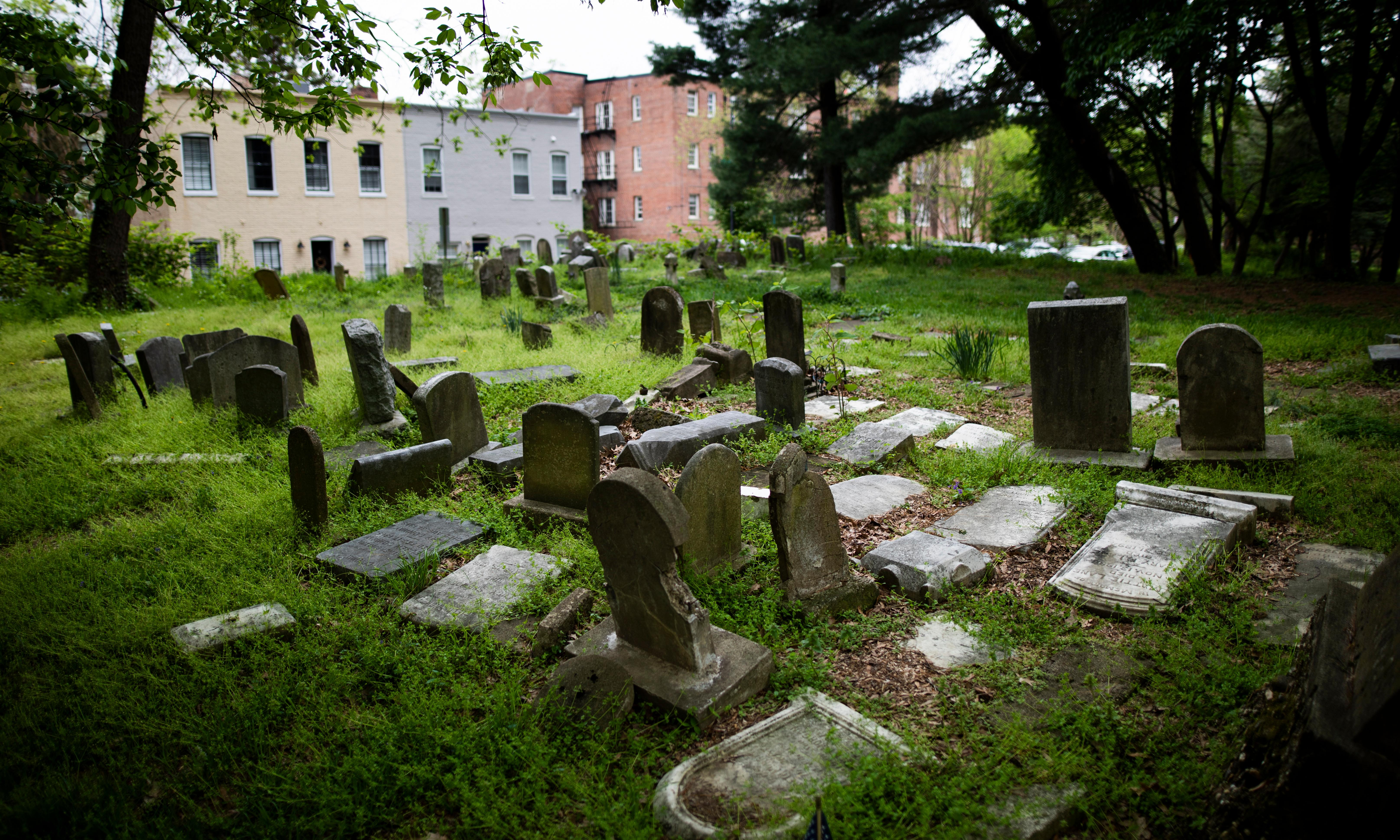 Gentrification is erasing black cemeteries and, with it, black history