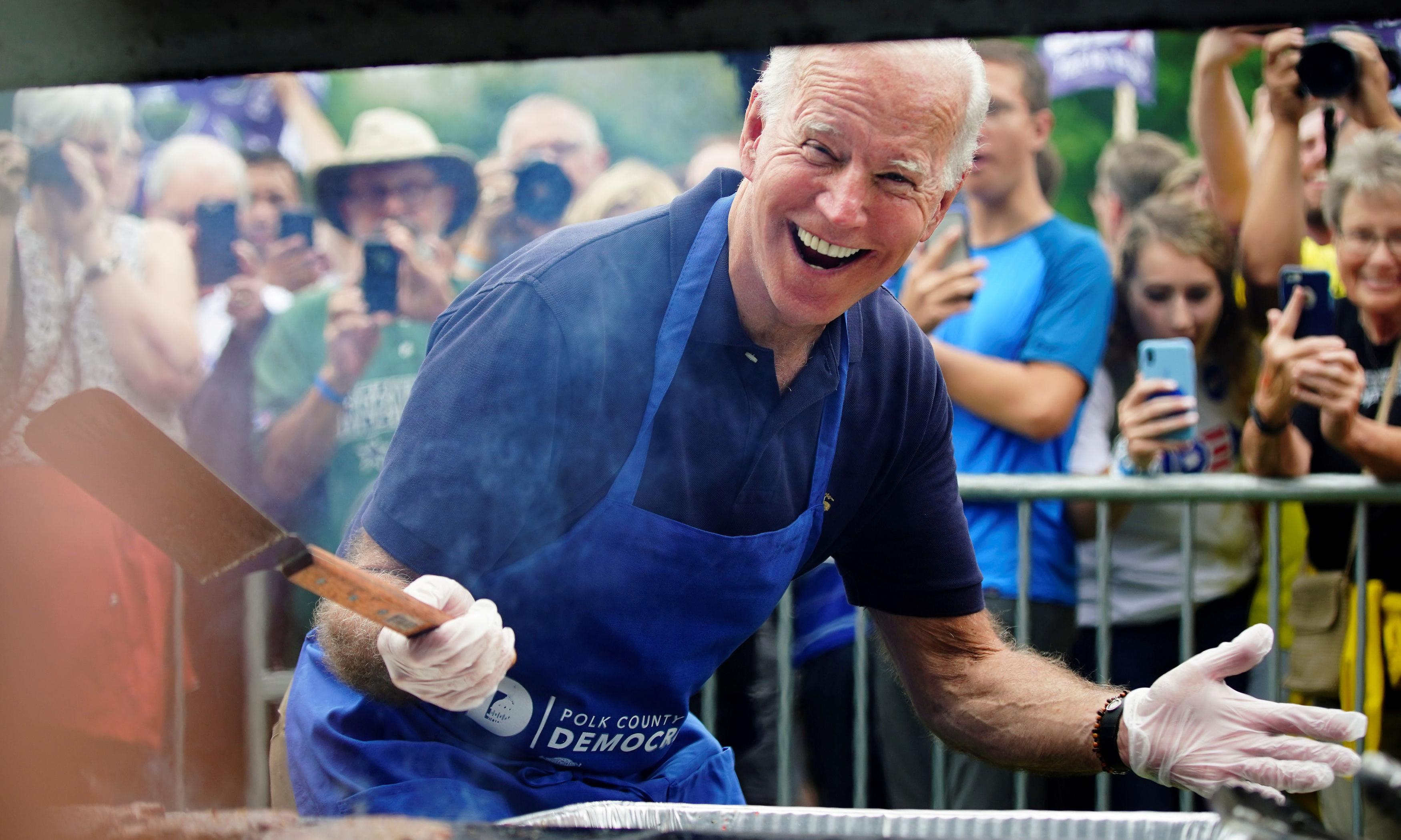 Trump goes on offensive over Biden and Ukraine as Schiff ponders impeachment
