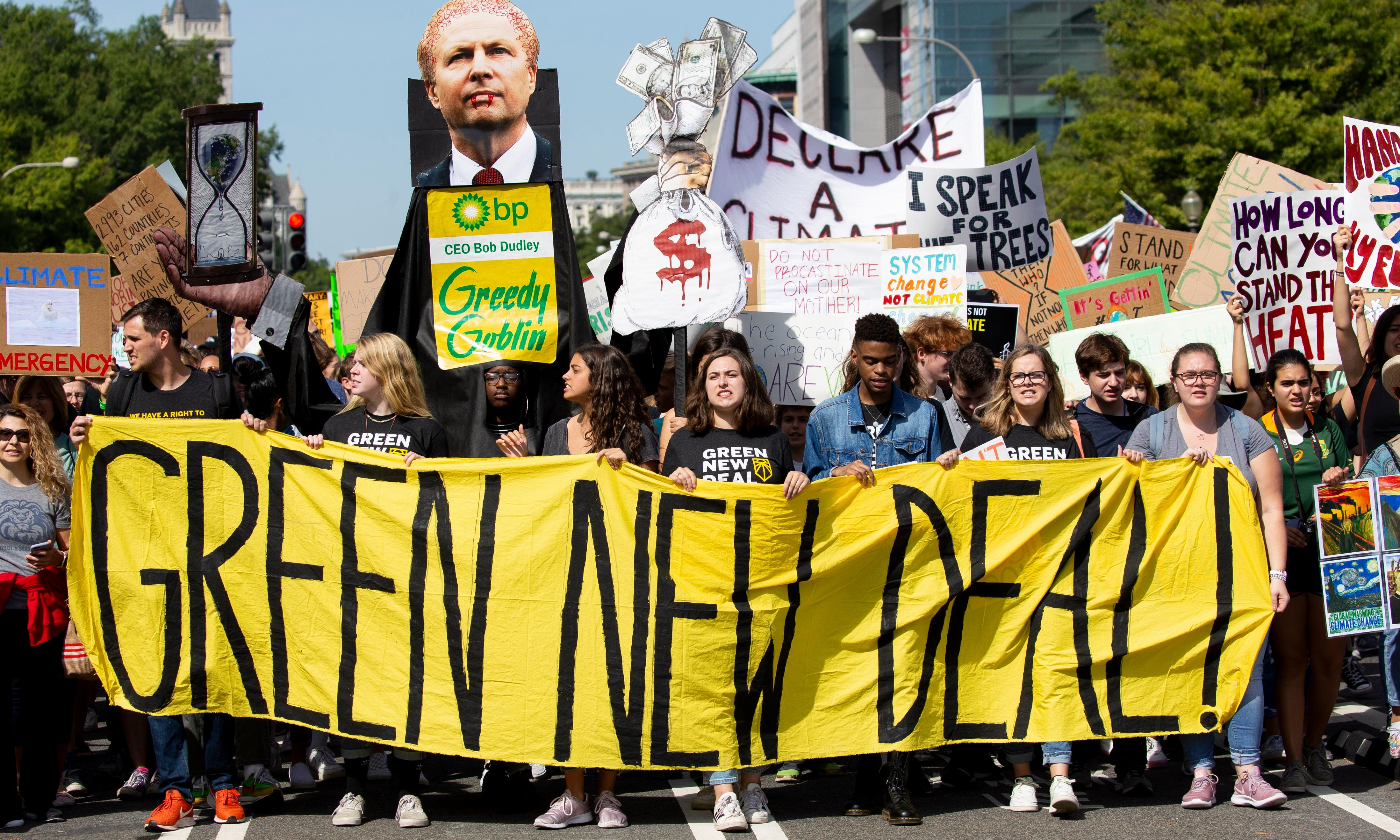 A working-class green movement is out there but not getting the credit it deserves