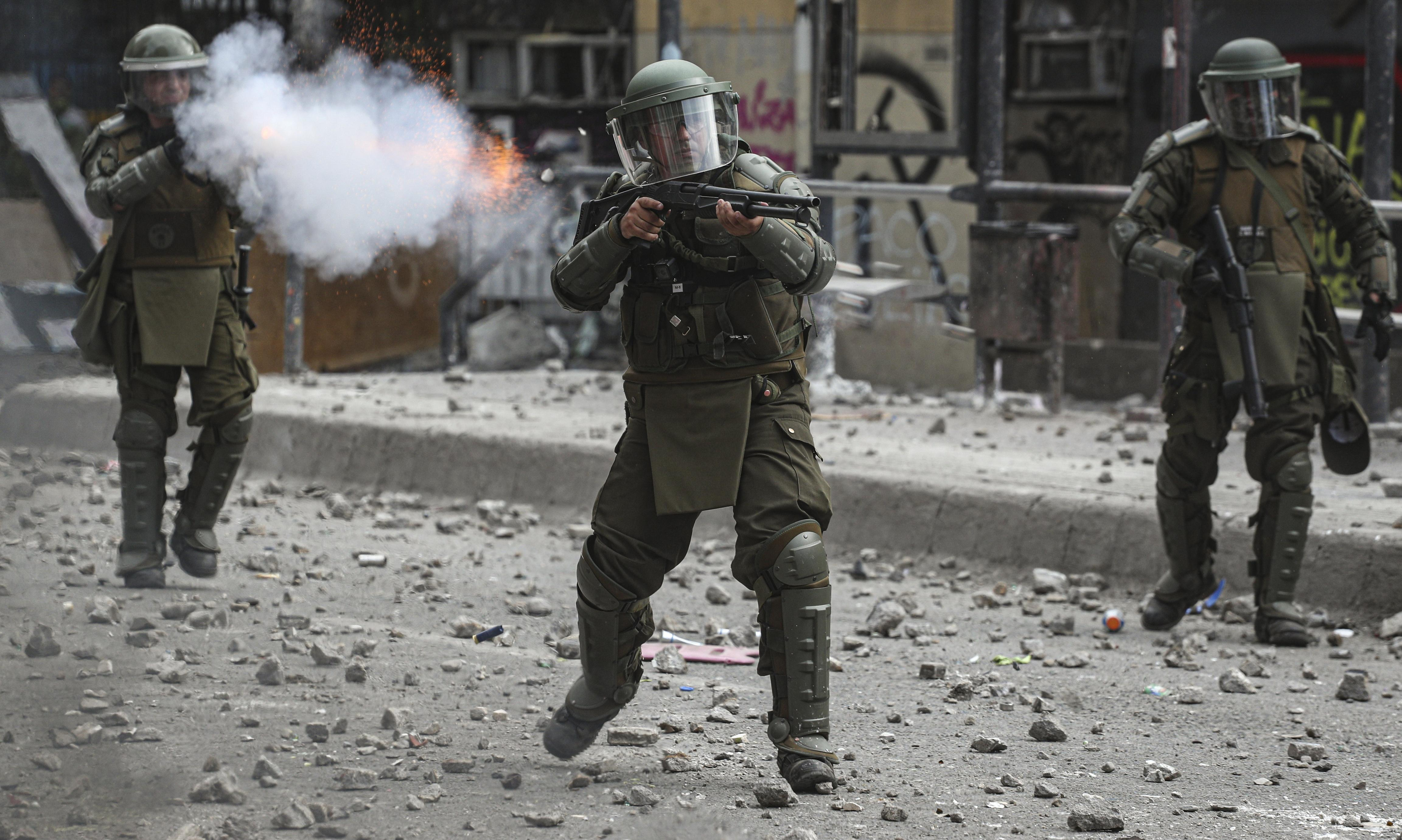 Chile: UN calls for prosecution of police and army over response to protests